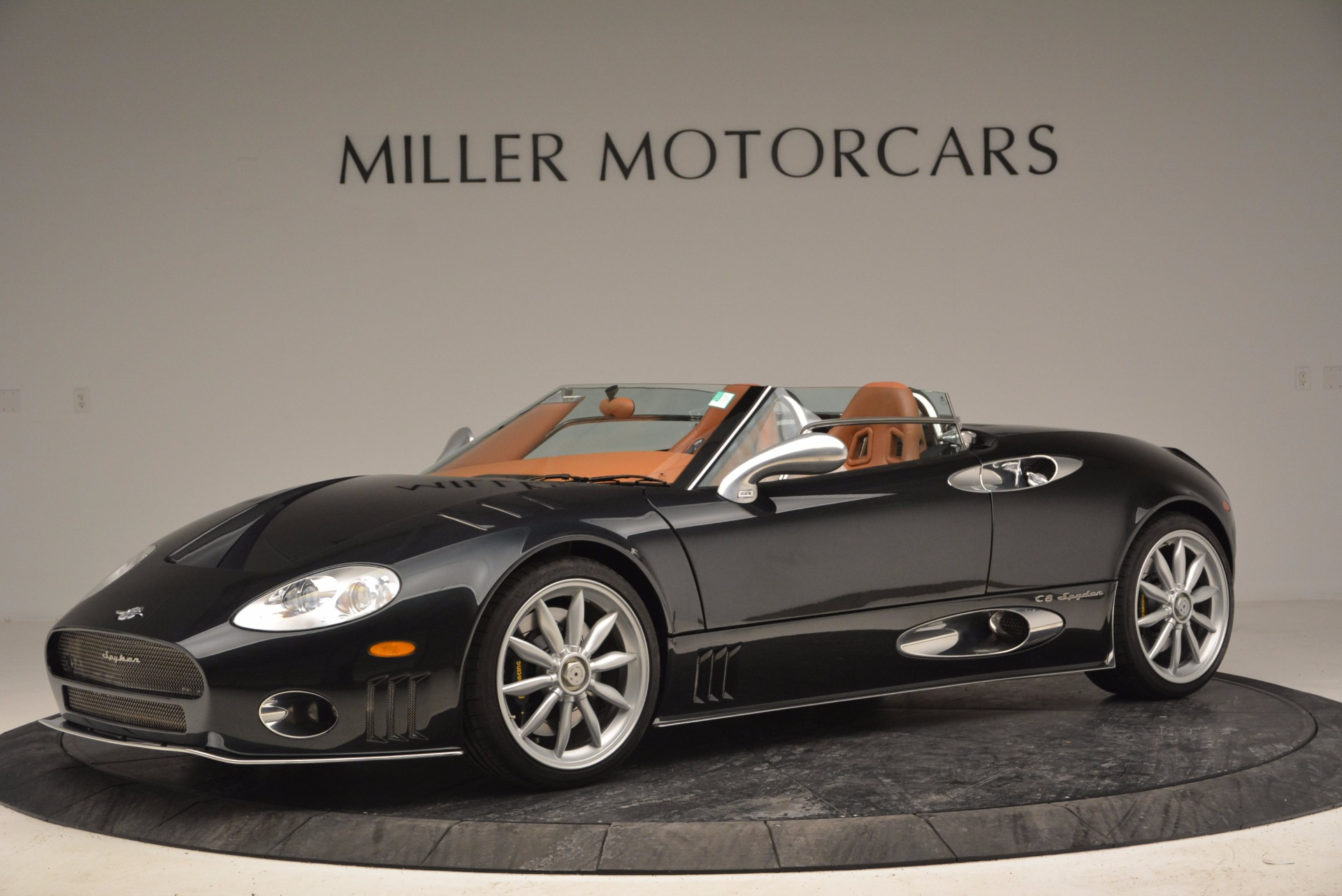 Used 2006 Spyker C8 Spyder  For Sale In Greenwich, CT. Alfa Romeo of Greenwich, 7157 1007_p4