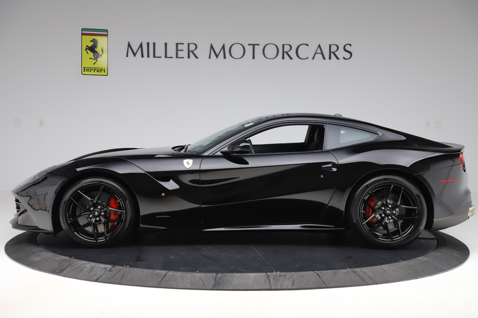 Used 2016 Ferrari F12 Berlinetta  For Sale In Greenwich, CT. Alfa Romeo of Greenwich, 4380 1008_p3