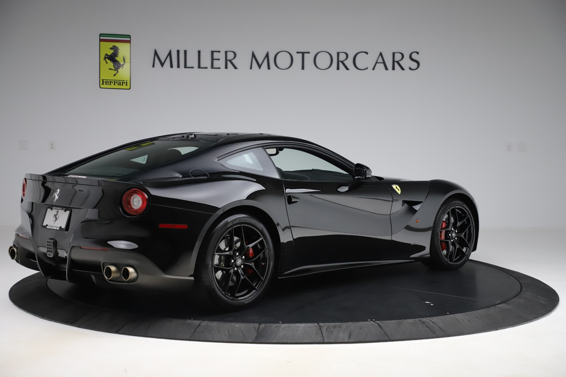 Used 2016 Ferrari F12 Berlinetta  For Sale In Greenwich, CT. Alfa Romeo of Greenwich, 4380 1008_p8
