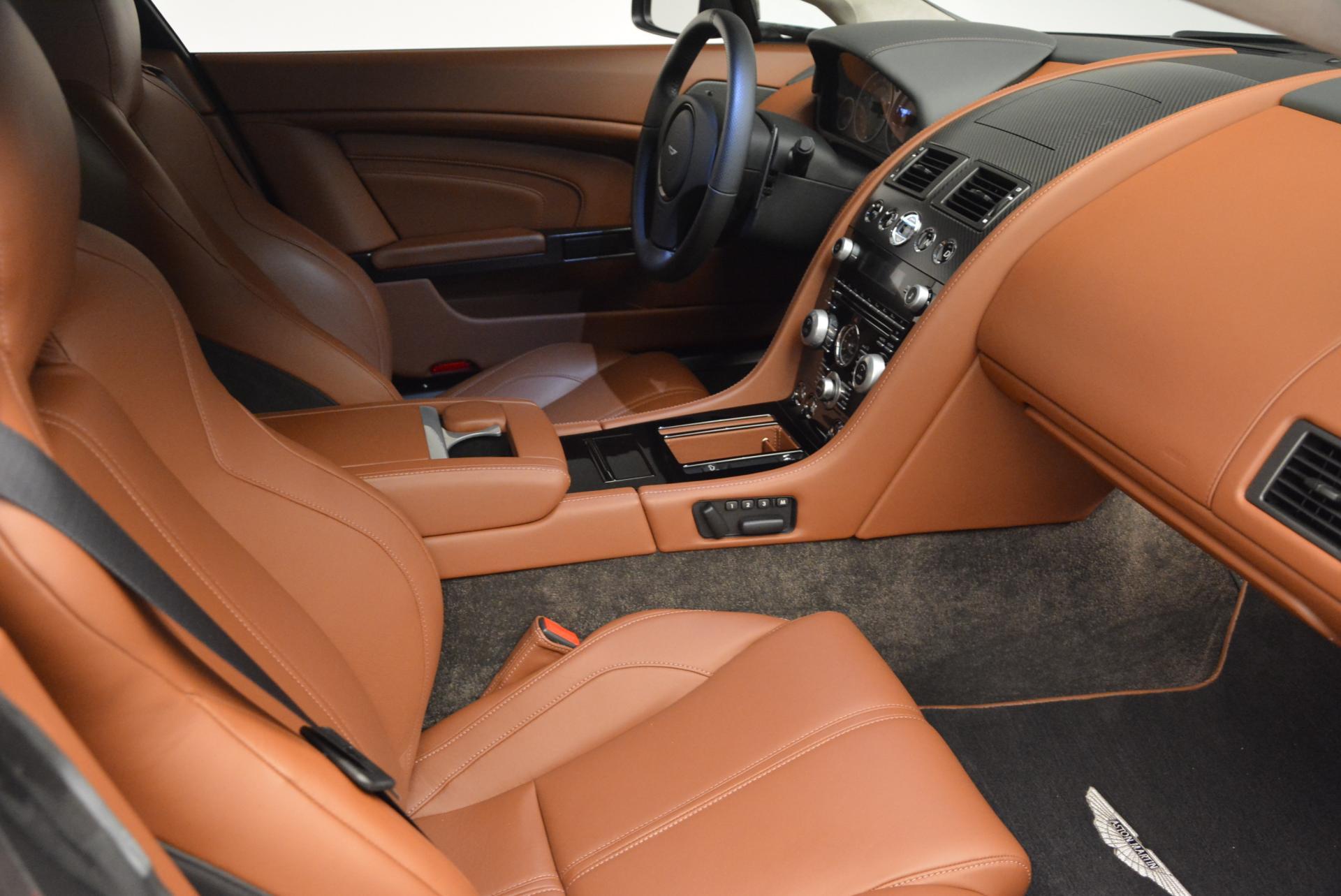 Used 2015 Aston Martin V12 Vantage S  For Sale In Greenwich, CT. Alfa Romeo of Greenwich, 7003 101_p23