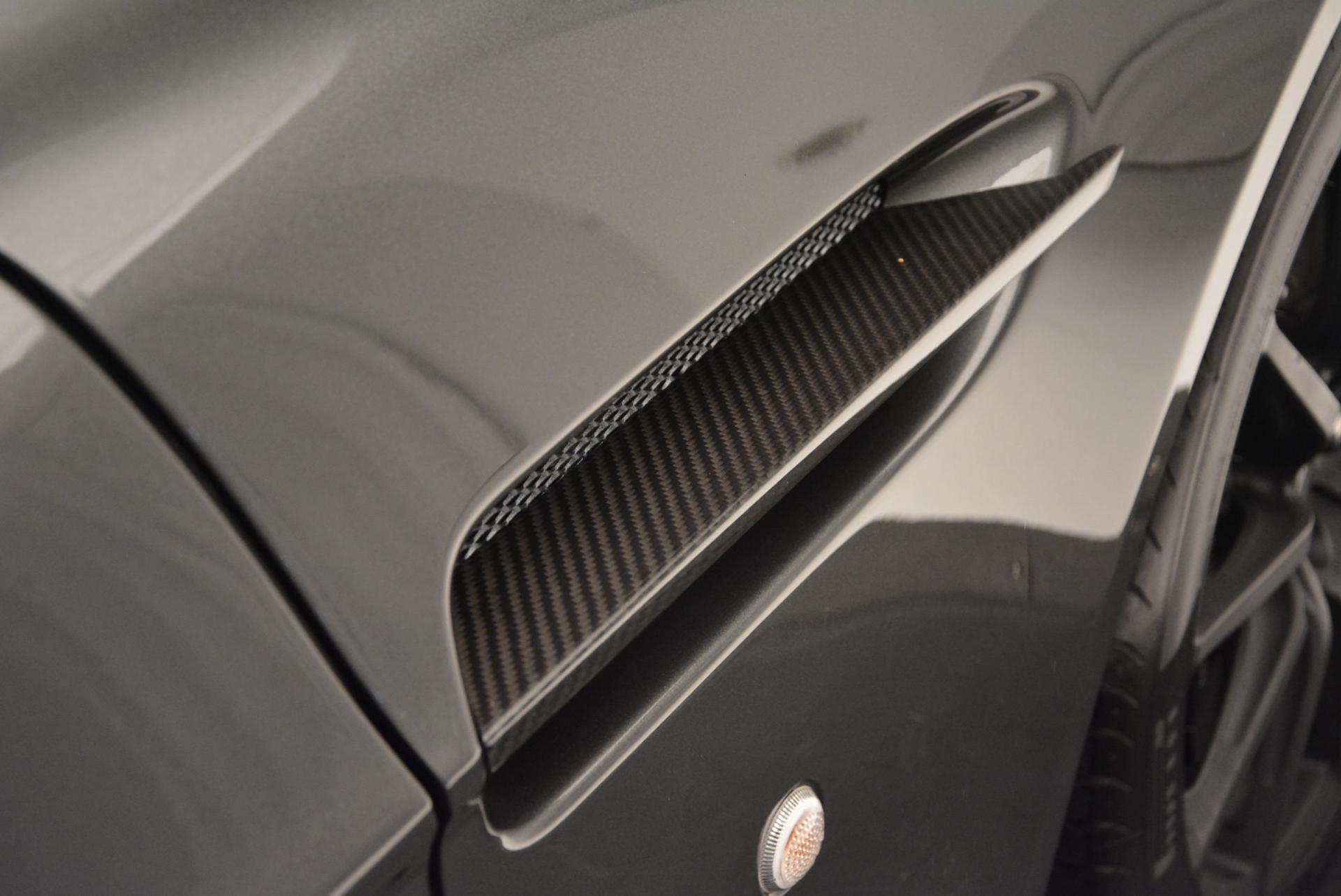 Used 2015 Aston Martin V12 Vantage S  For Sale In Greenwich, CT. Alfa Romeo of Greenwich, 7003 101_p27
