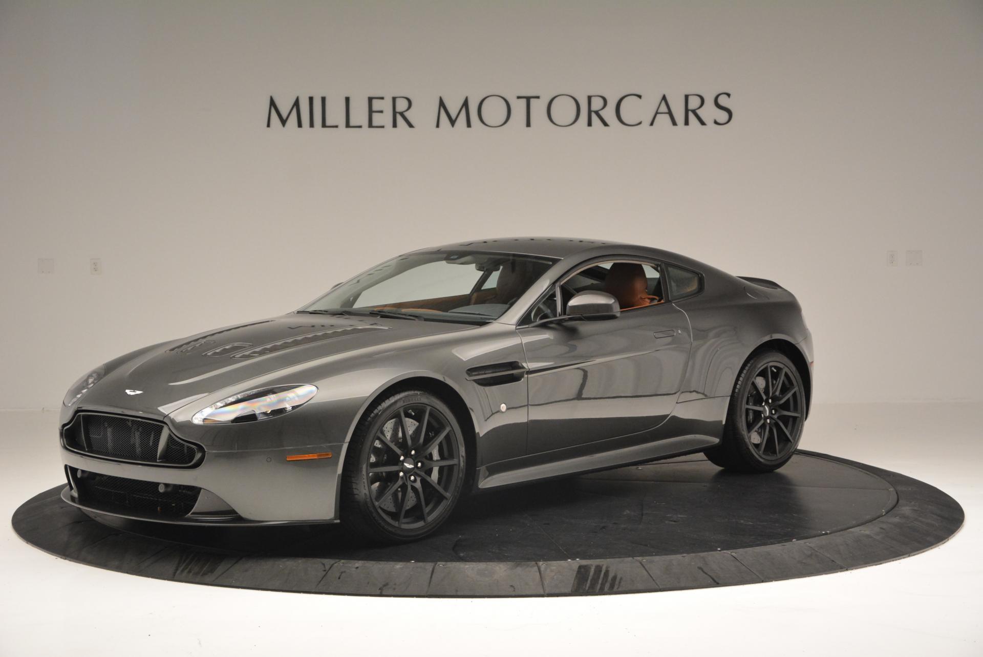 Used 2015 Aston Martin V12 Vantage S  For Sale In Greenwich, CT. Alfa Romeo of Greenwich, 7003 101_p2