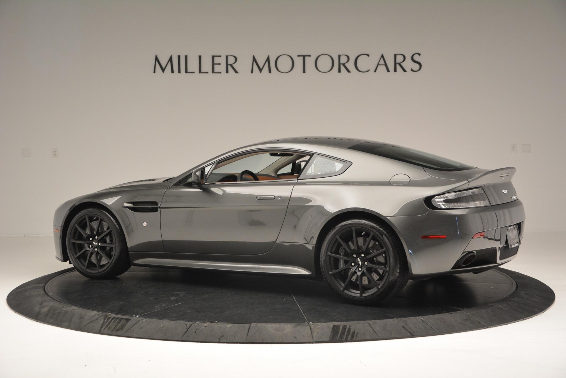Used 2015 Aston Martin V12 Vantage S  For Sale In Greenwich, CT. Alfa Romeo of Greenwich, 7003 101_p4