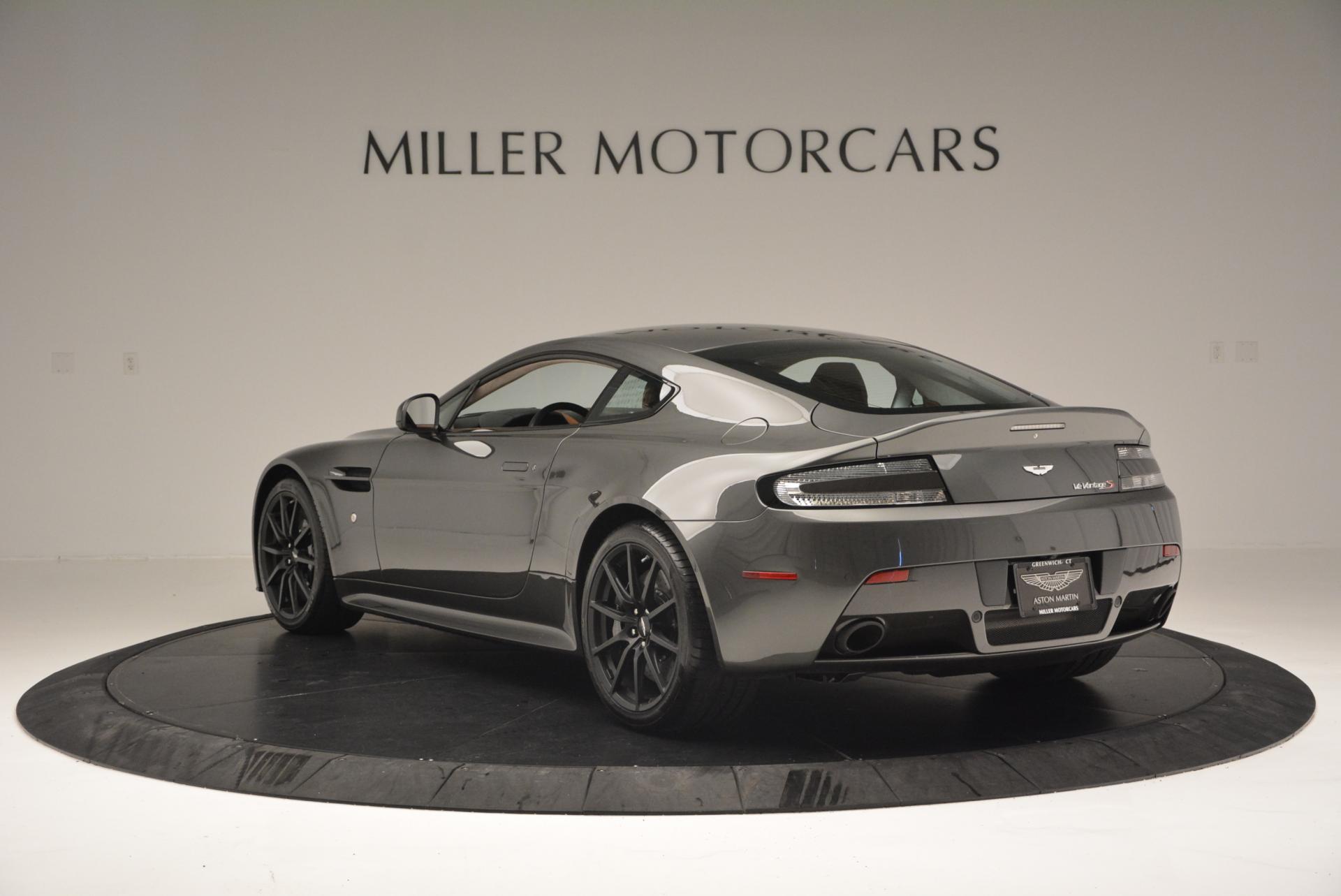 Used 2015 Aston Martin V12 Vantage S  For Sale In Greenwich, CT. Alfa Romeo of Greenwich, 7003 101_p5
