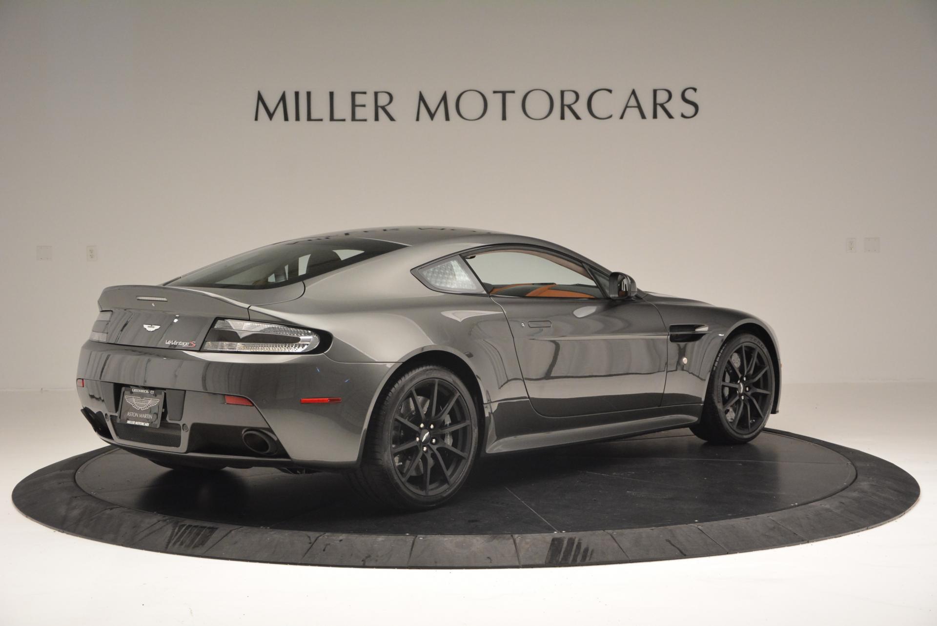 Used 2015 Aston Martin V12 Vantage S  For Sale In Greenwich, CT. Alfa Romeo of Greenwich, 7003 101_p8