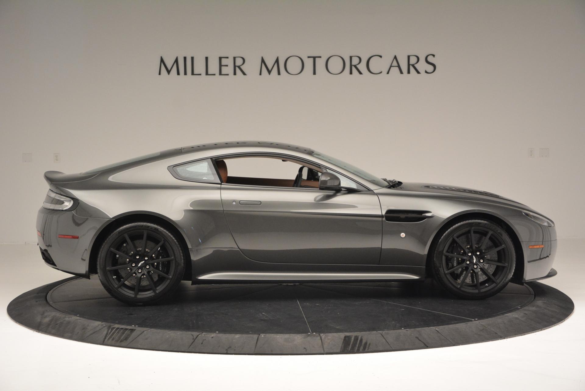 Used 2015 Aston Martin V12 Vantage S  For Sale In Greenwich, CT. Alfa Romeo of Greenwich, 7003 101_p9