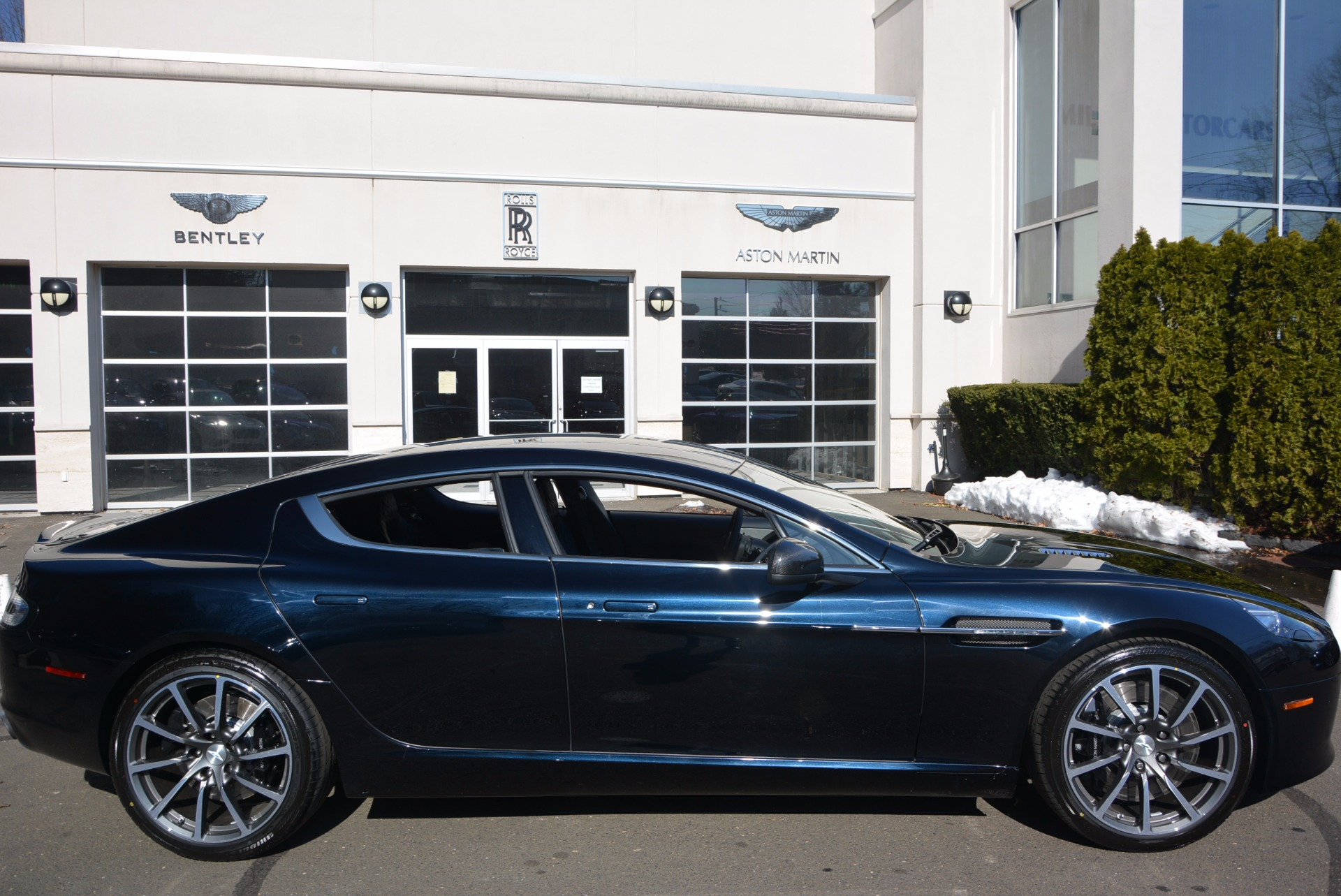 New 2017 Aston Martin Rapide S Shadow Edition For Sale In Greenwich, CT. Alfa Romeo of Greenwich, A1220 1011_p26