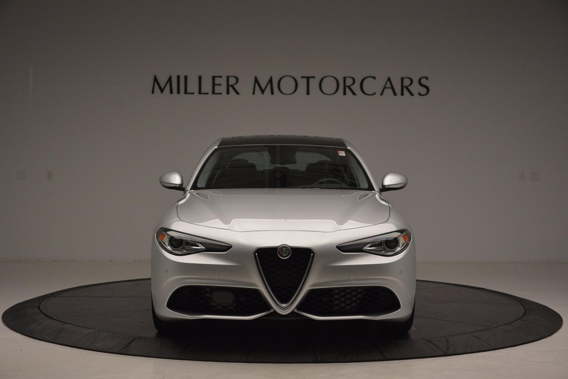 New 2017 Alfa Romeo Giulia Ti Q4 For Sale In Greenwich, CT. Alfa Romeo of Greenwich, L060 1015_p12