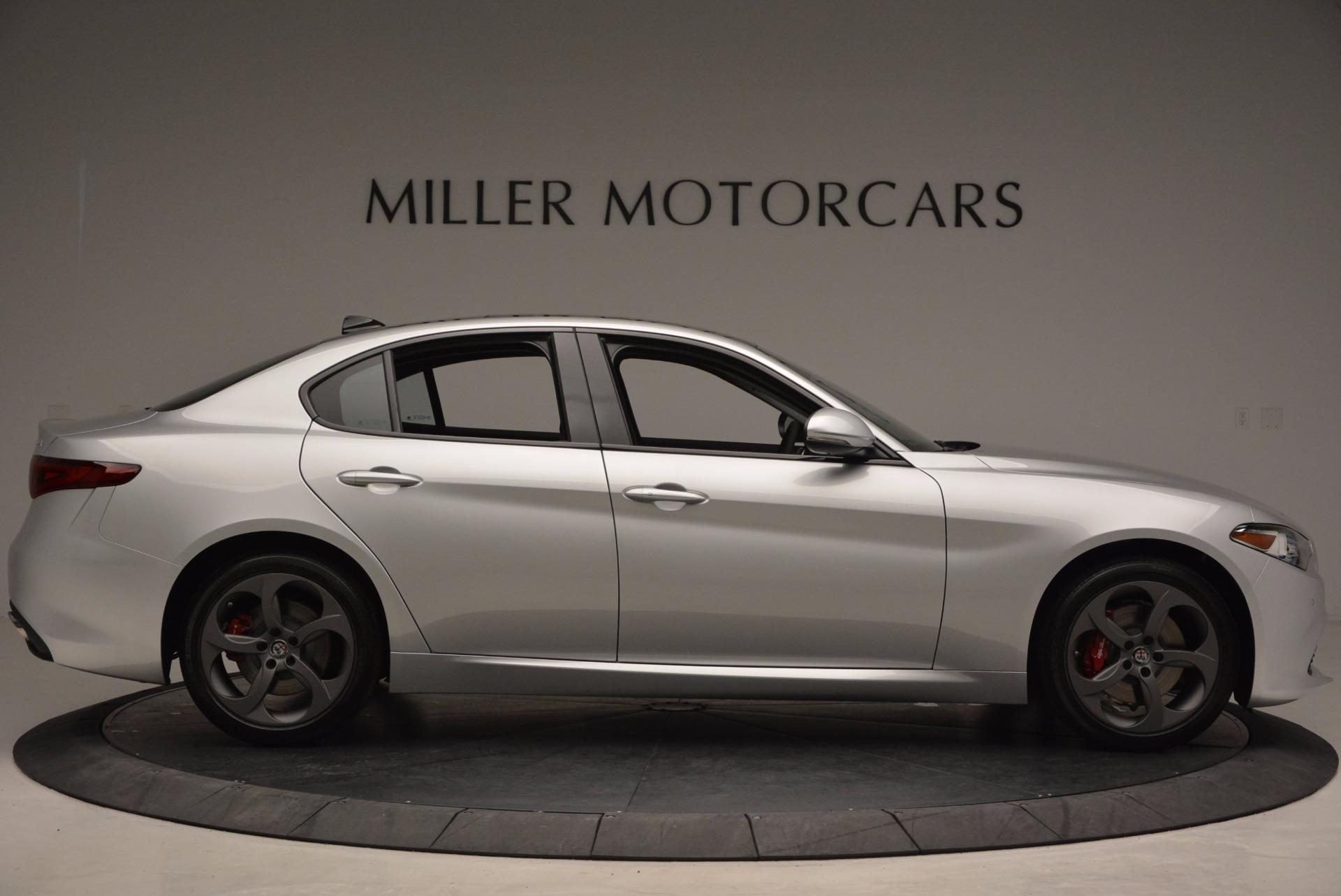 New 2017 Alfa Romeo Giulia Ti Q4 For Sale In Greenwich, CT. Alfa Romeo of Greenwich, L060 1015_p9