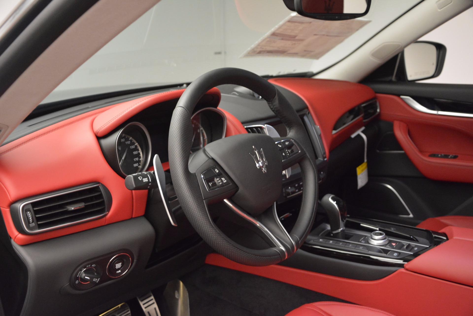 New 2017 Maserati Levante  For Sale In Greenwich, CT. Alfa Romeo of Greenwich, M1814 1017_p13