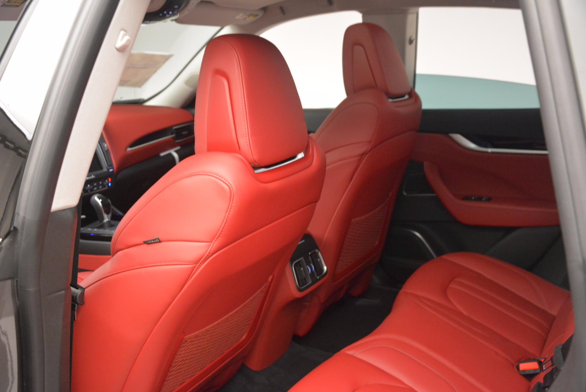 New 2017 Maserati Levante  For Sale In Greenwich, CT. Alfa Romeo of Greenwich, M1814 1017_p17