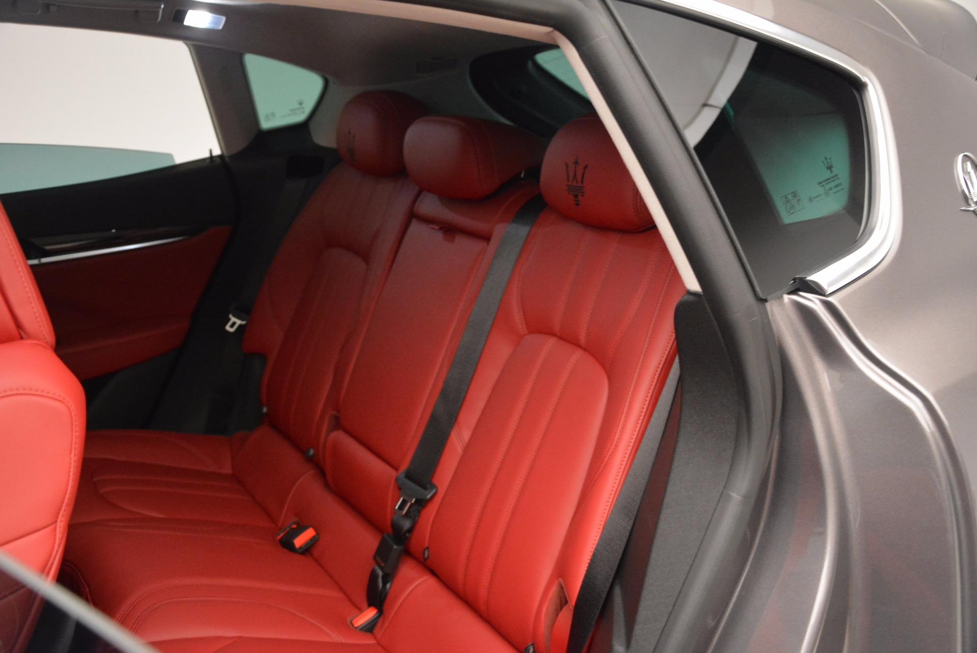 New 2017 Maserati Levante  For Sale In Greenwich, CT. Alfa Romeo of Greenwich, M1814 1017_p18