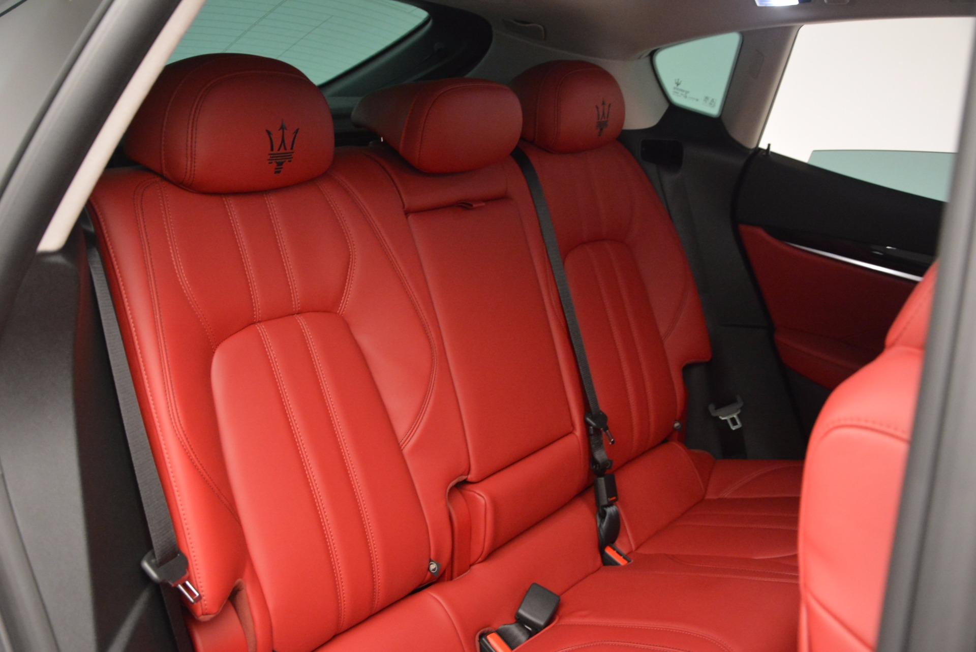 New 2017 Maserati Levante  For Sale In Greenwich, CT. Alfa Romeo of Greenwich, M1814 1017_p19