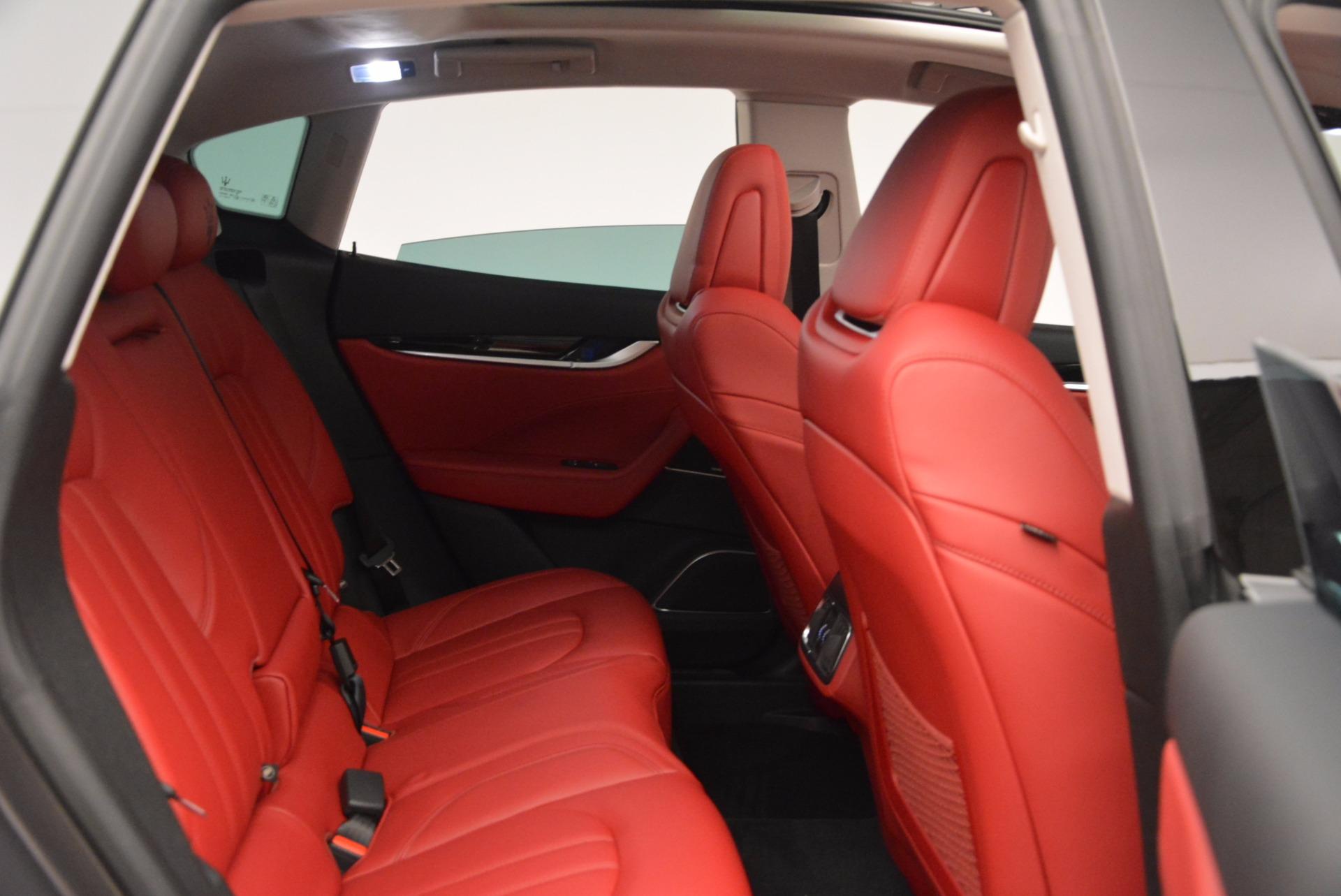 New 2017 Maserati Levante  For Sale In Greenwich, CT. Alfa Romeo of Greenwich, M1814 1017_p20