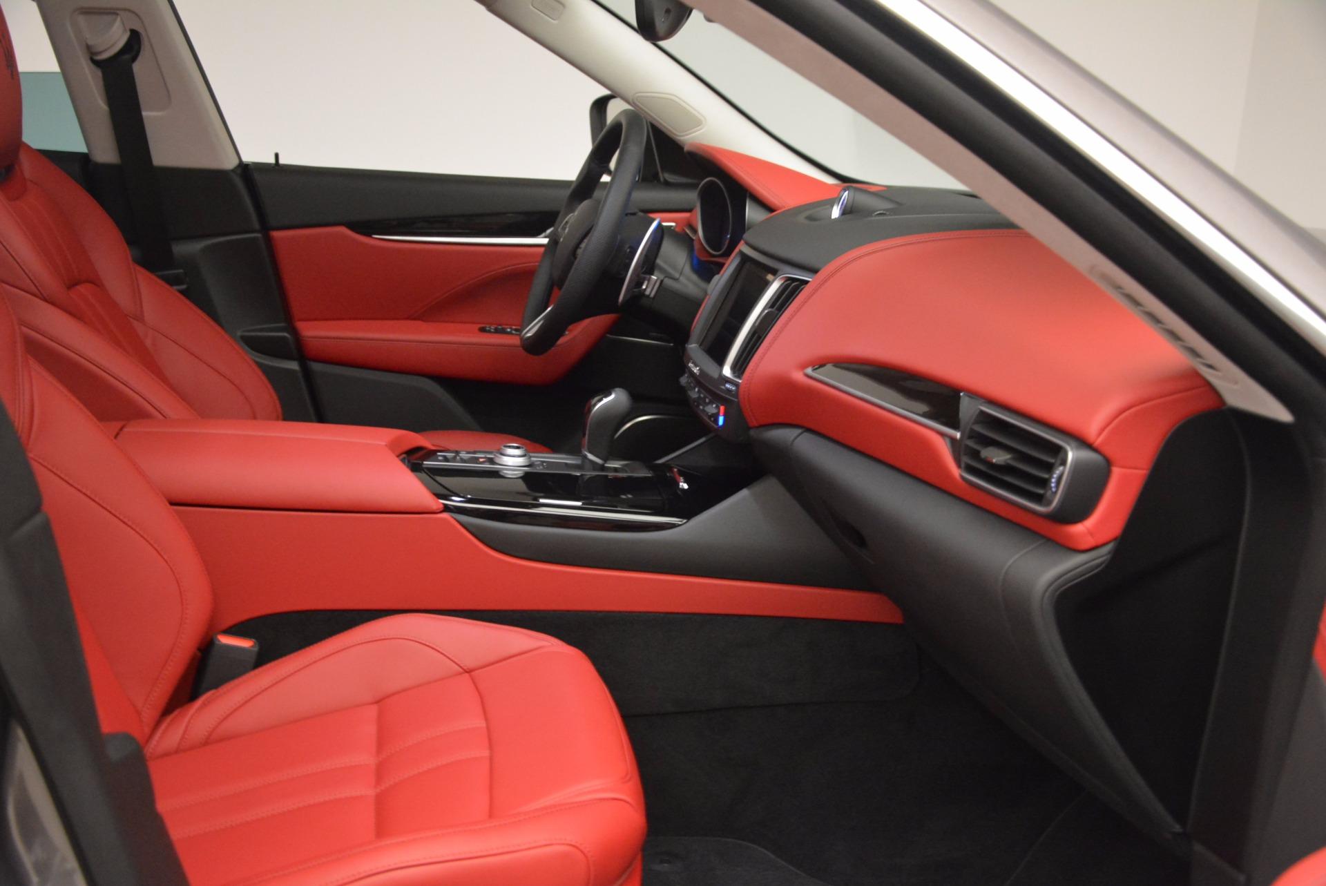 New 2017 Maserati Levante  For Sale In Greenwich, CT. Alfa Romeo of Greenwich, M1814 1017_p23
