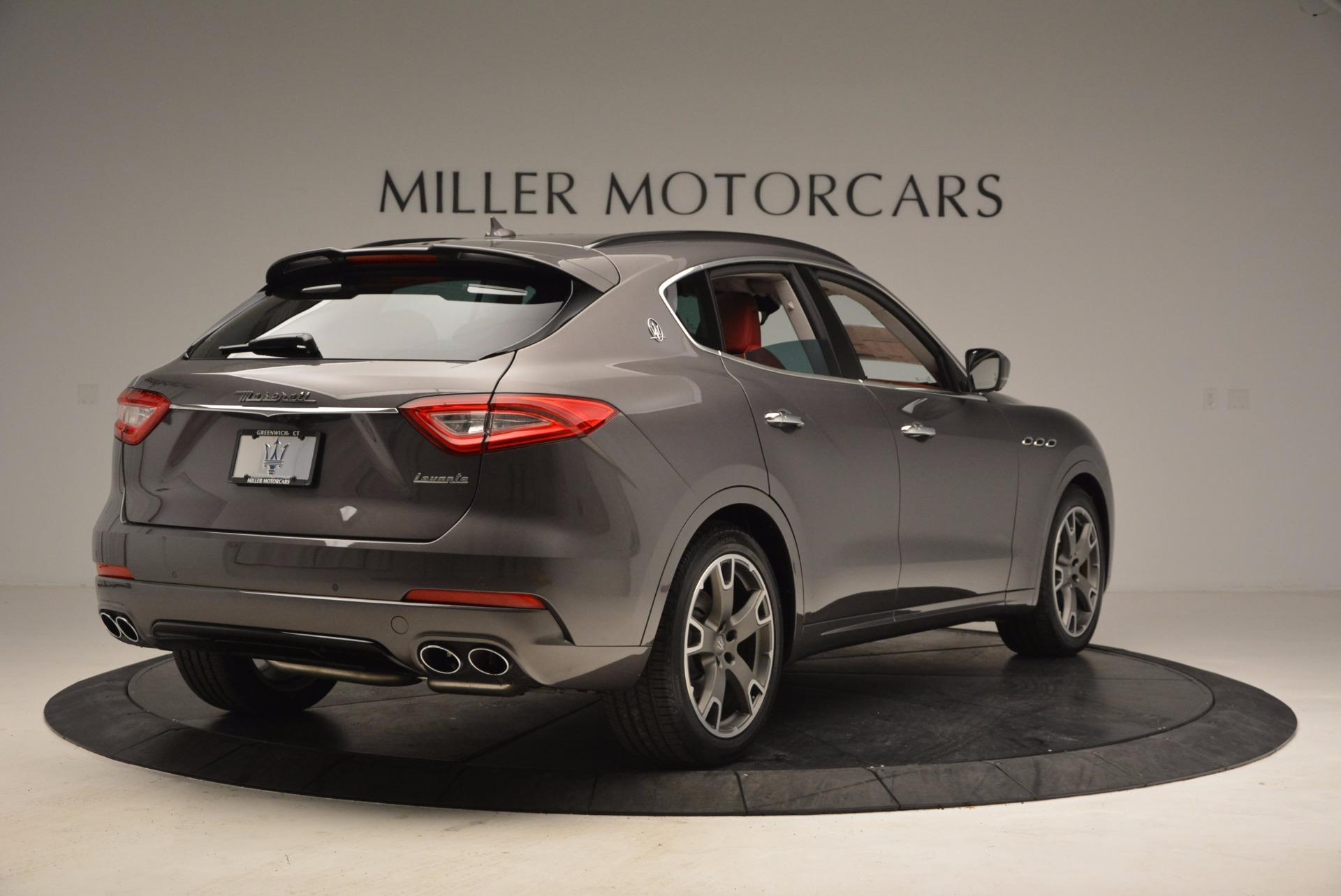 New 2017 Maserati Levante  For Sale In Greenwich, CT. Alfa Romeo of Greenwich, M1814 1017_p7