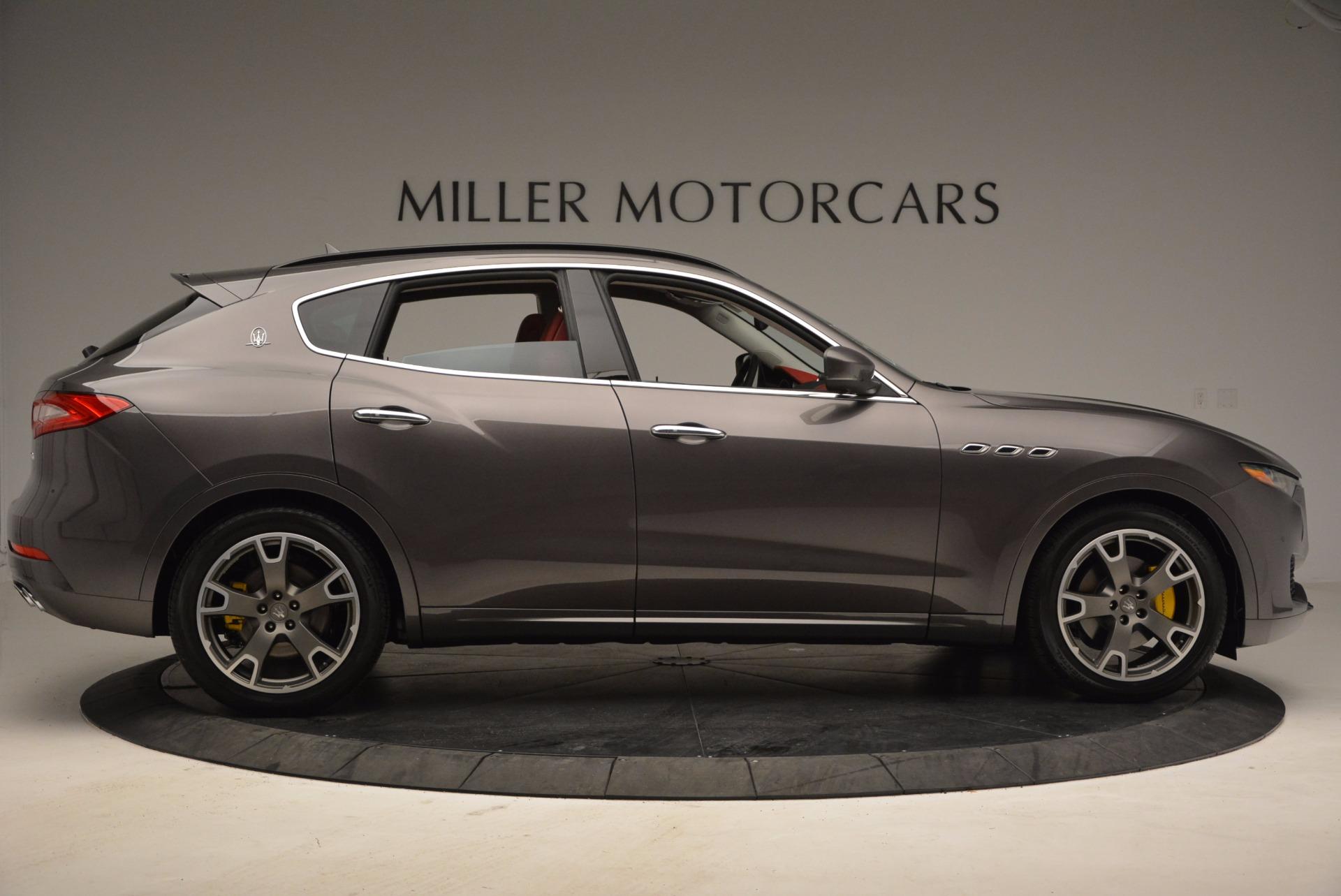 New 2017 Maserati Levante  For Sale In Greenwich, CT. Alfa Romeo of Greenwich, M1814 1017_p9
