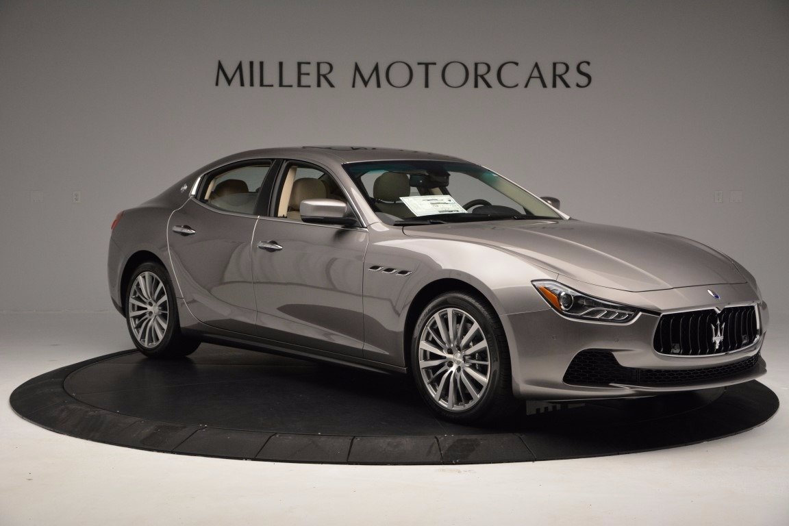 New 2017 Maserati Ghibli S Q4 EX-Loaner For Sale In Greenwich, CT. Alfa Romeo of Greenwich, M1810 1018_p10