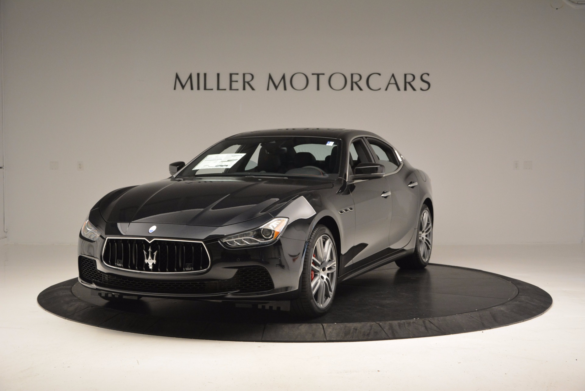 New 2017 Maserati Ghibli S Q4 For Sale In Greenwich, CT. Alfa Romeo of Greenwich, M1813