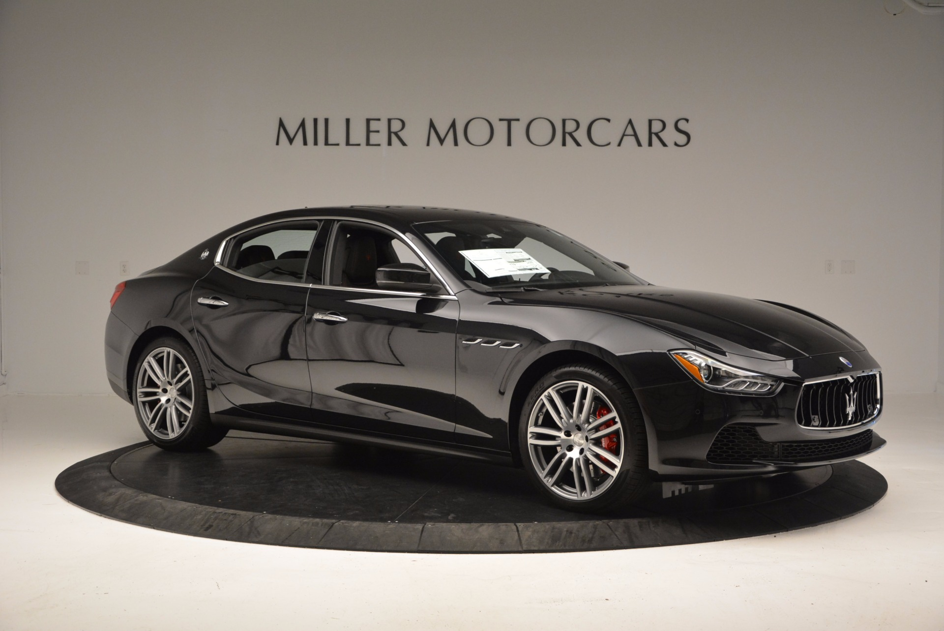 New 2017 Maserati Ghibli S Q4 For Sale In Greenwich, CT. Alfa Romeo of Greenwich, M1813 1022_p10