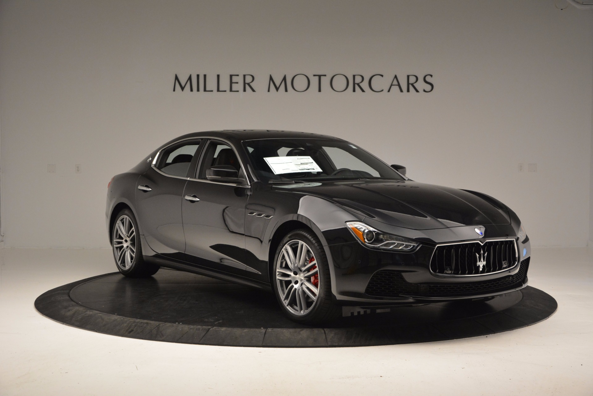 New 2017 Maserati Ghibli S Q4 For Sale In Greenwich, CT. Alfa Romeo of Greenwich, M1813 1022_p11