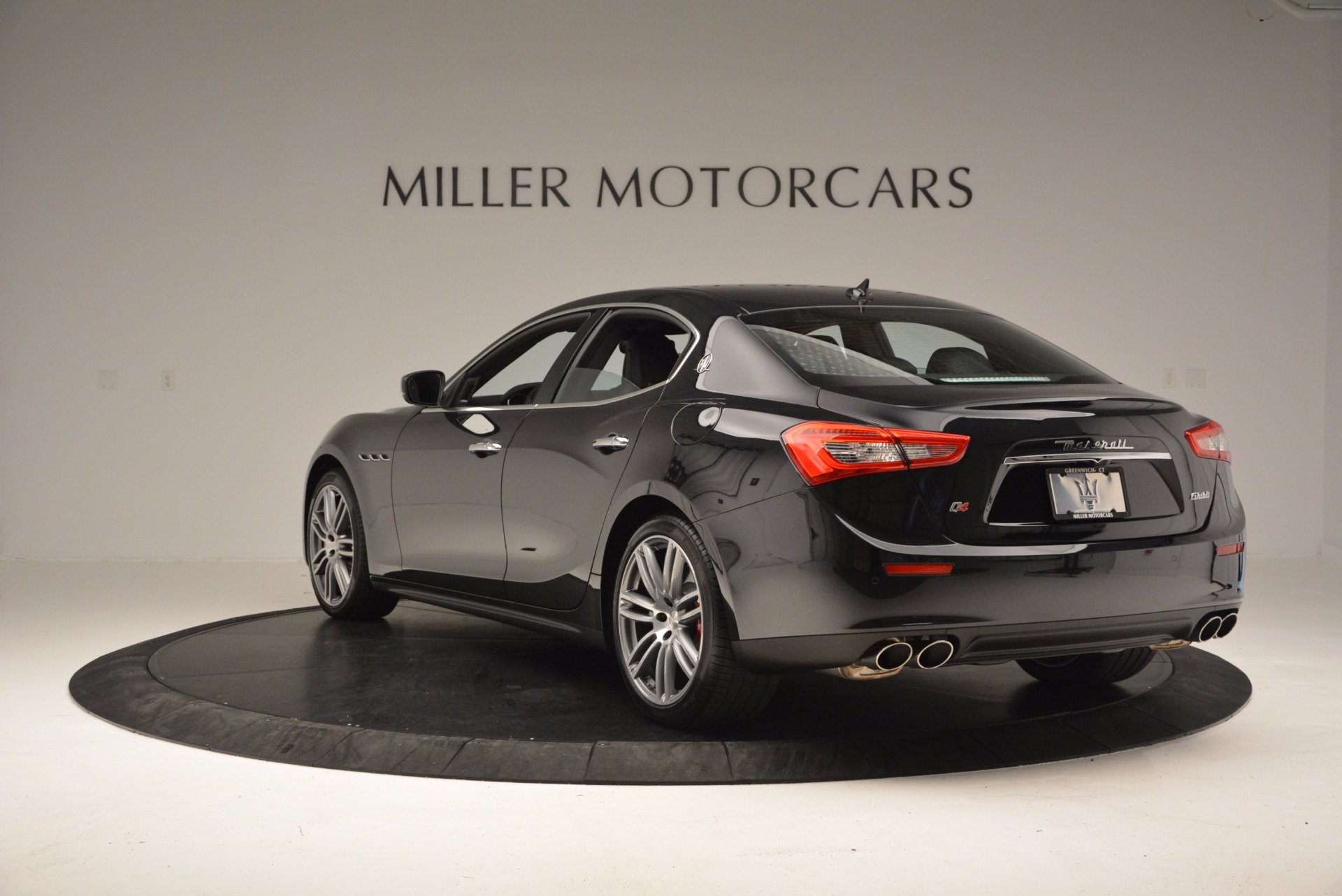New 2017 Maserati Ghibli S Q4 For Sale In Greenwich, CT. Alfa Romeo of Greenwich, M1813 1022_p5