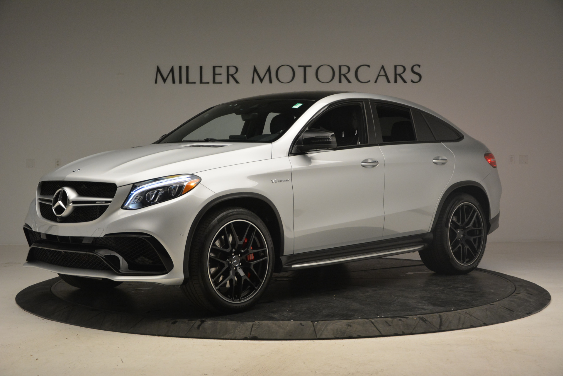 Used 2016 Mercedes Benz AMG GLE63 S For Sale In Greenwich, CT. Alfa Romeo of Greenwich, F1763A 1025_p2