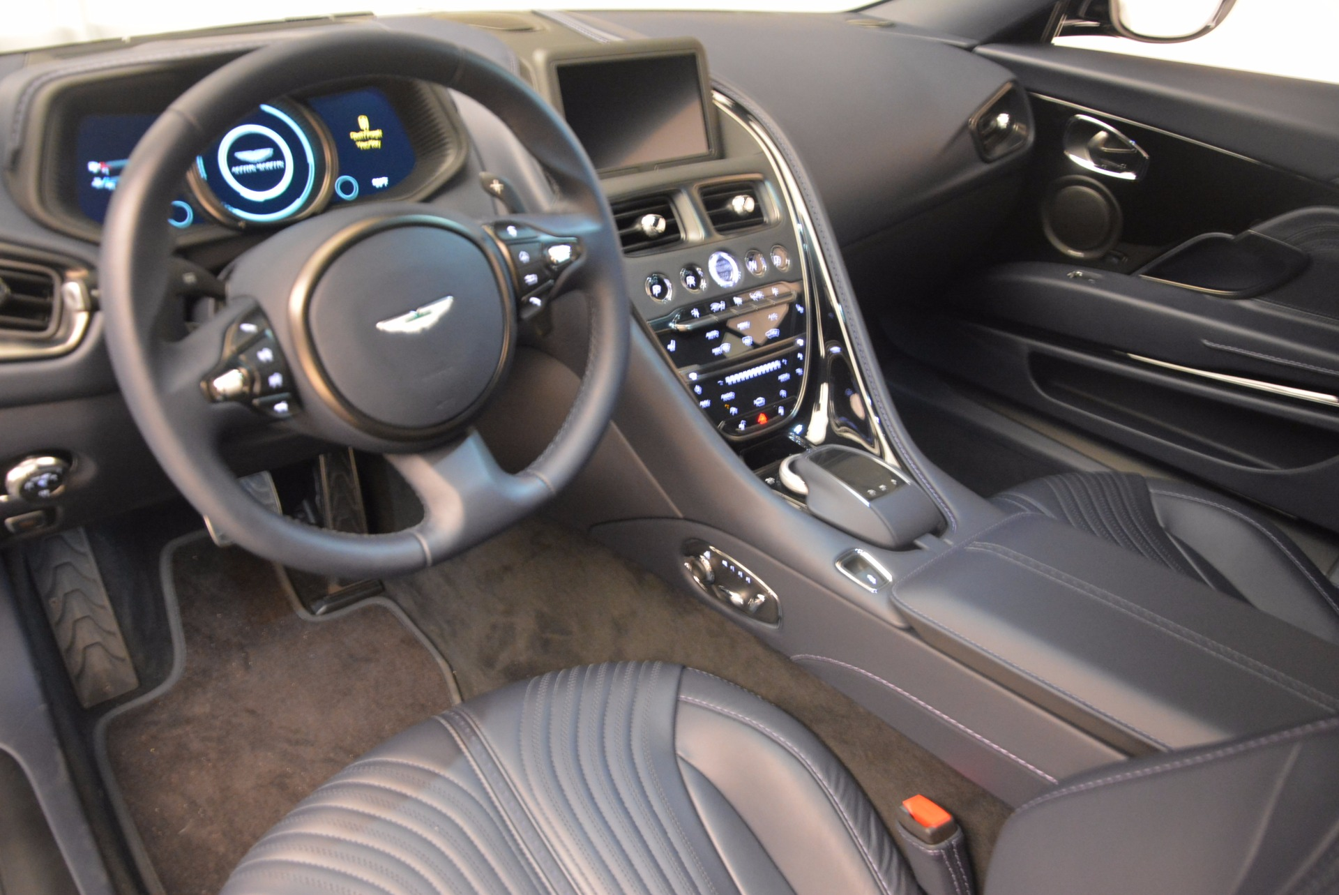 Used 2017 Aston Martin DB11 V12 Coupe For Sale In Greenwich, CT. Alfa Romeo of Greenwich, 7451 1026_p14