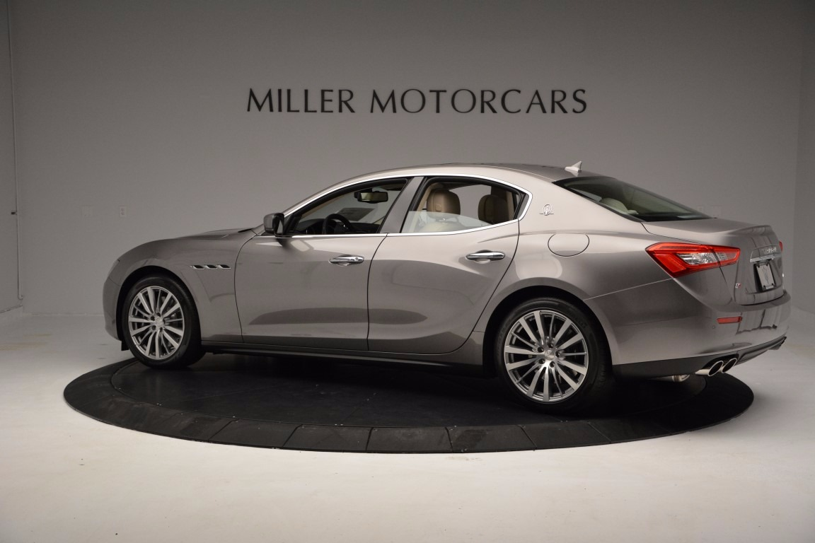 New 2017 Maserati Ghibli S Q4 For Sale In Greenwich, CT. Alfa Romeo of Greenwich, M1820 1028_p4