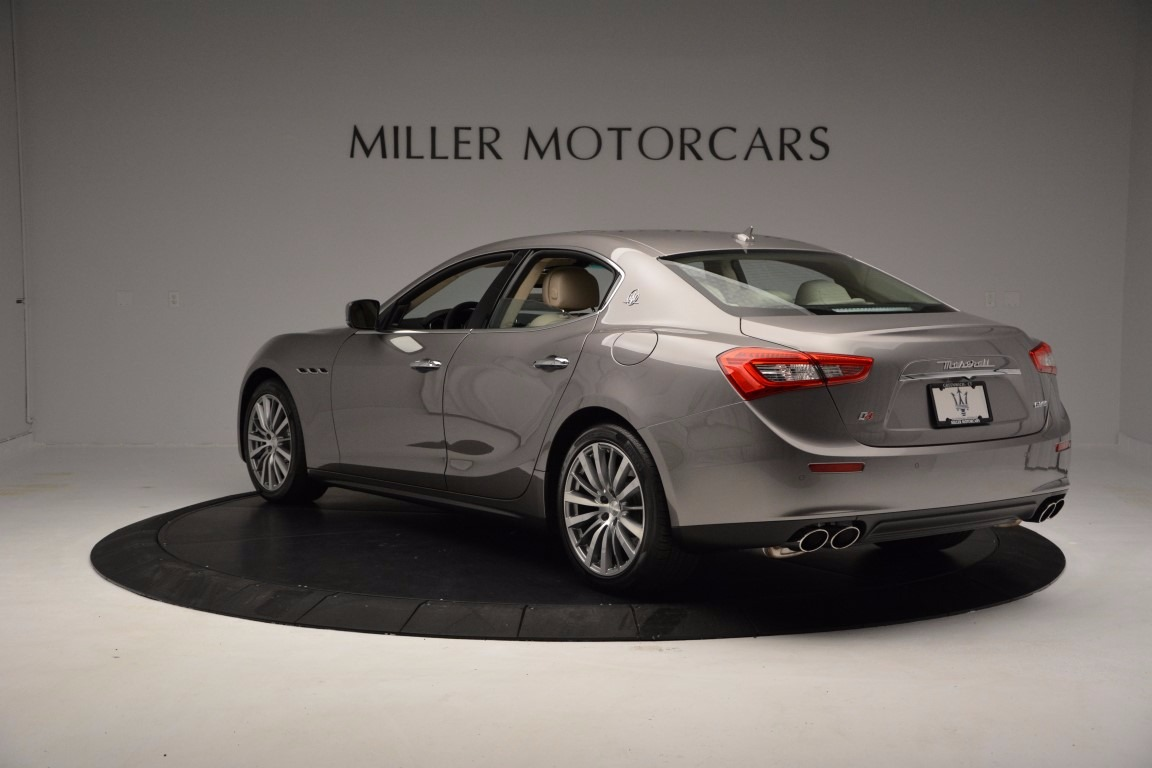 New 2017 Maserati Ghibli S Q4 For Sale In Greenwich, CT. Alfa Romeo of Greenwich, M1820 1028_p5