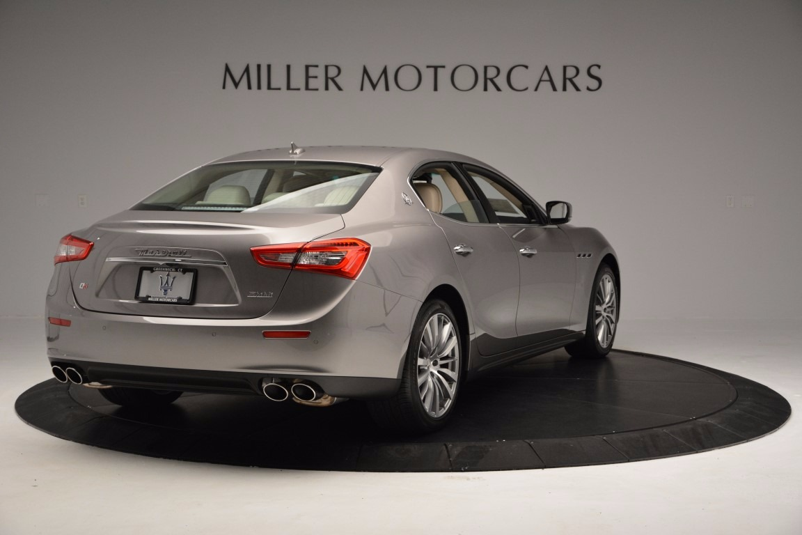 New 2017 Maserati Ghibli S Q4 For Sale In Greenwich, CT. Alfa Romeo of Greenwich, M1820 1028_p7