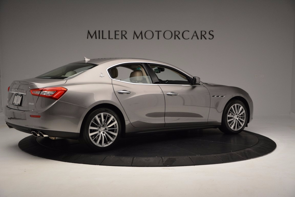 New 2017 Maserati Ghibli S Q4 For Sale In Greenwich, CT. Alfa Romeo of Greenwich, M1820 1028_p8