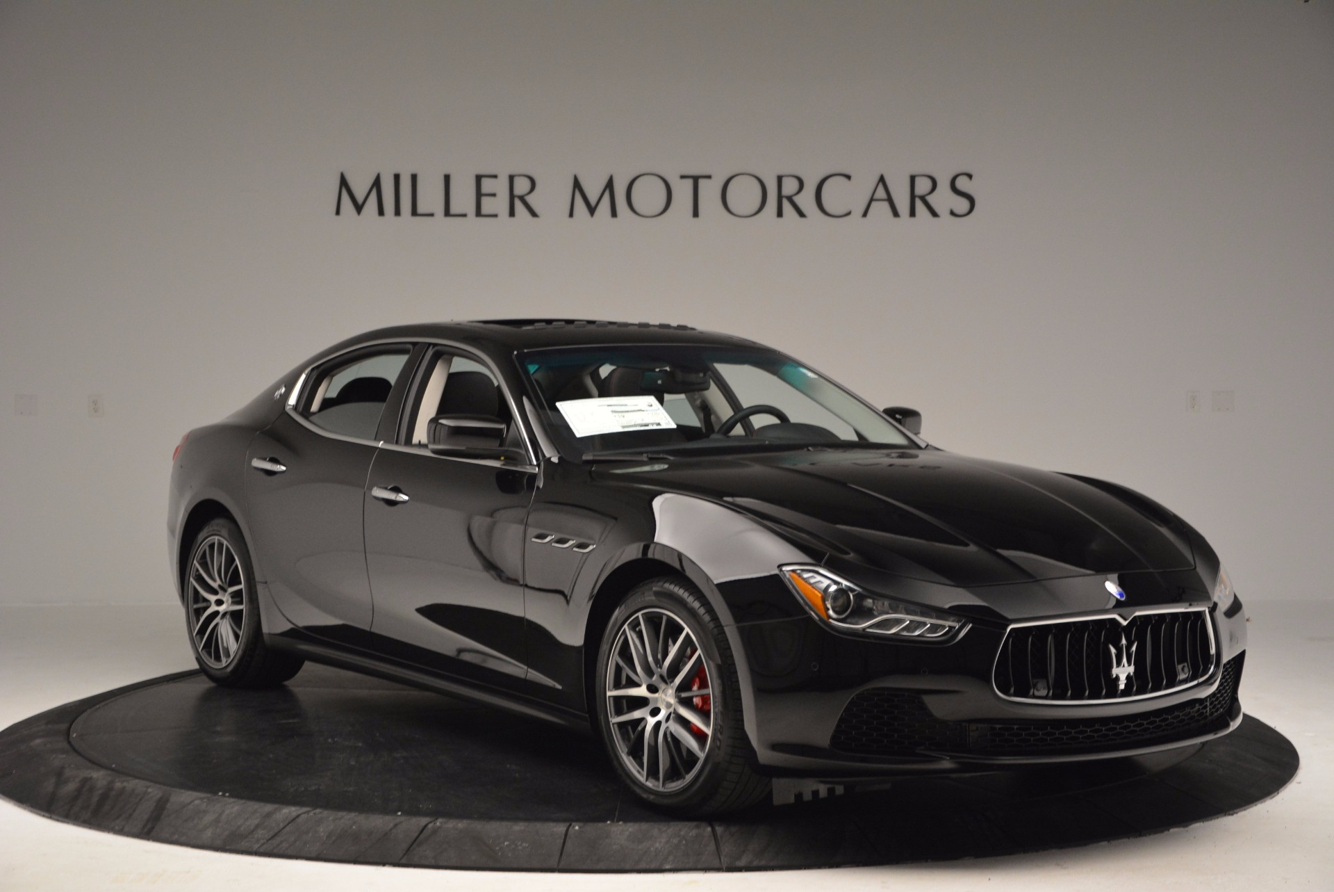 New 2017 Maserati Ghibli S Q4 For Sale In Greenwich, CT. Alfa Romeo of Greenwich, M1821 1029_p11