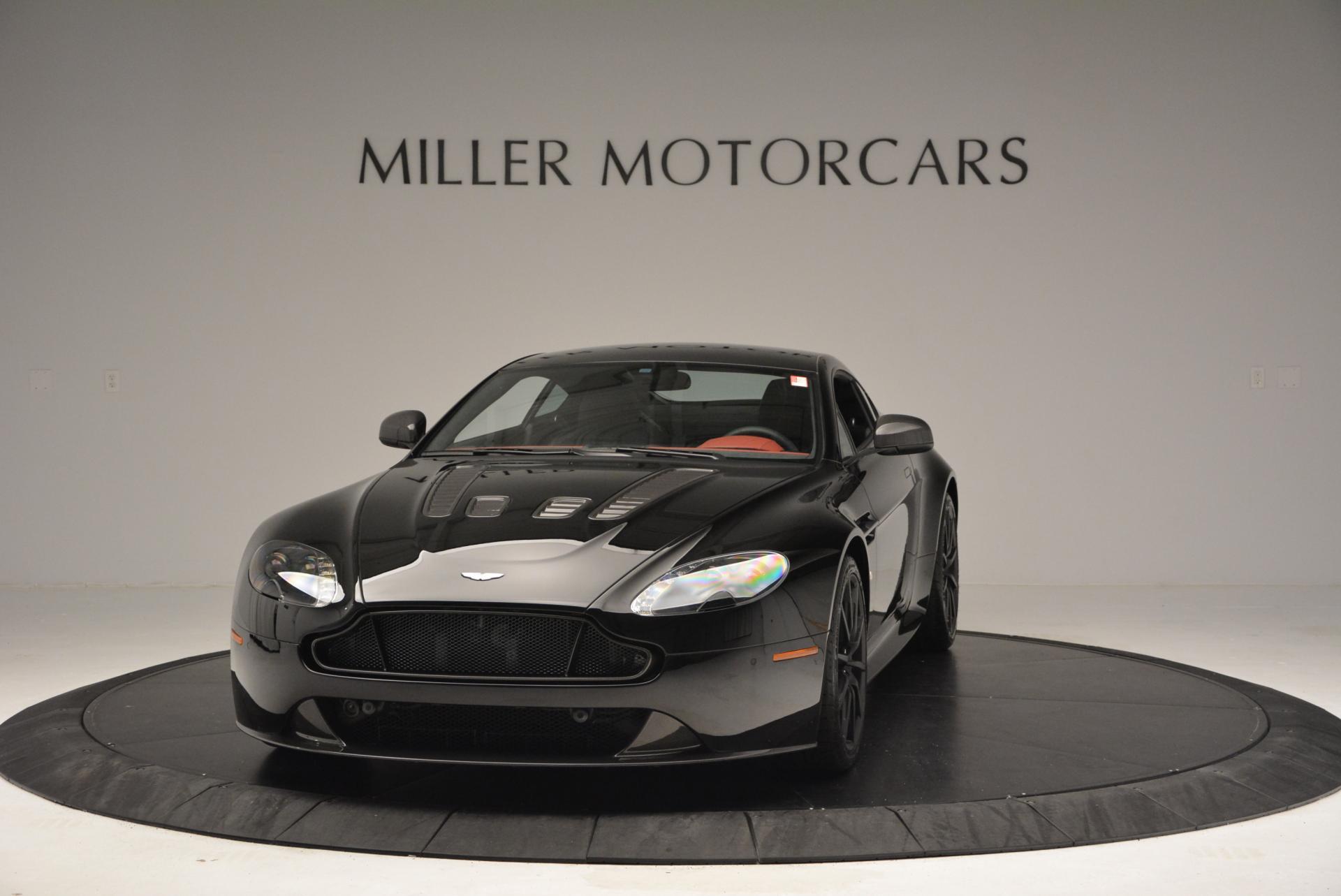 New 2015 Aston Martin V12 Vantage S  For Sale In Greenwich, CT. Alfa Romeo of Greenwich, A1154 103_main