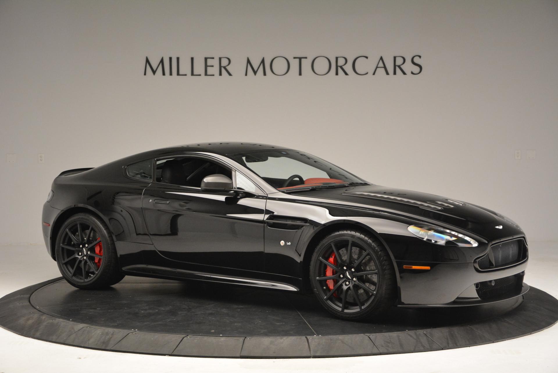 New 2015 Aston Martin V12 Vantage S  For Sale In Greenwich, CT. Alfa Romeo of Greenwich, A1154 103_p10