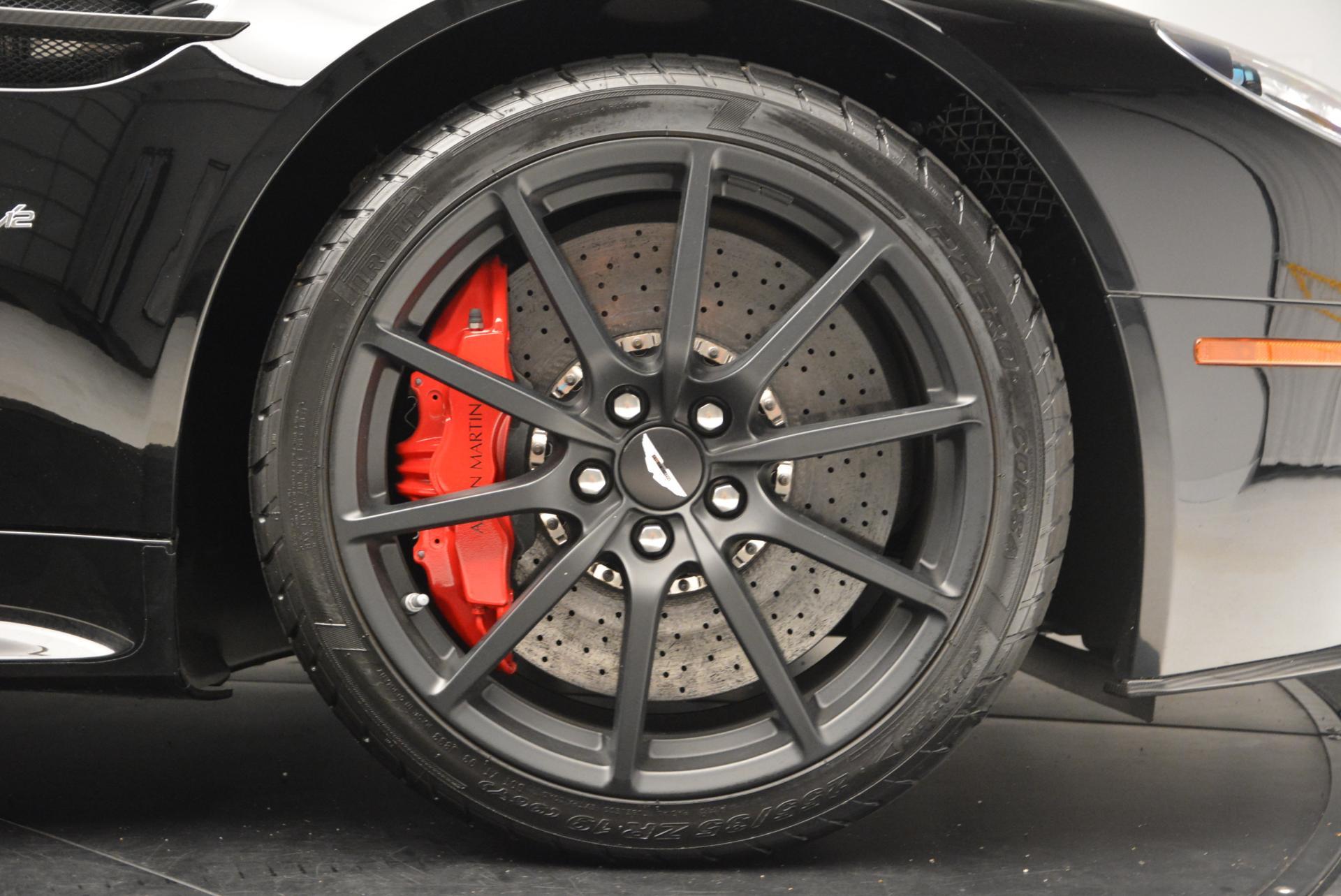 New 2015 Aston Martin V12 Vantage S  For Sale In Greenwich, CT. Alfa Romeo of Greenwich, A1154 103_p17