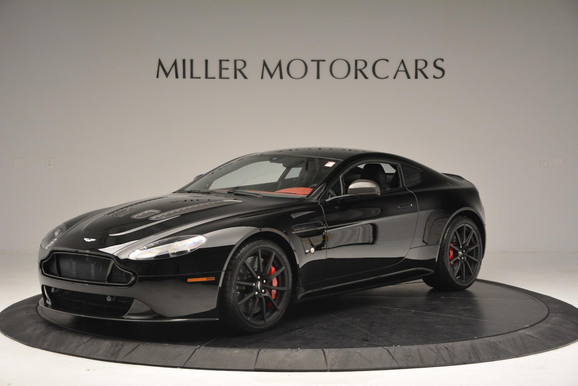 New 2015 Aston Martin V12 Vantage S  For Sale In Greenwich, CT. Alfa Romeo of Greenwich, A1154 103_p2