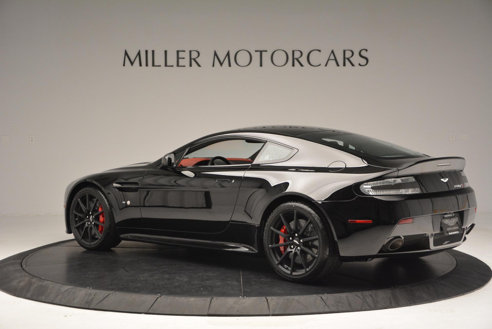 New 2015 Aston Martin V12 Vantage S  For Sale In Greenwich, CT. Alfa Romeo of Greenwich, A1154 103_p4