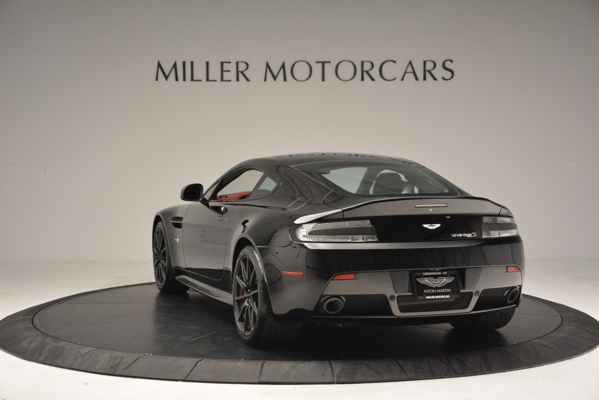 New 2015 Aston Martin V12 Vantage S  For Sale In Greenwich, CT. Alfa Romeo of Greenwich, A1154 103_p5