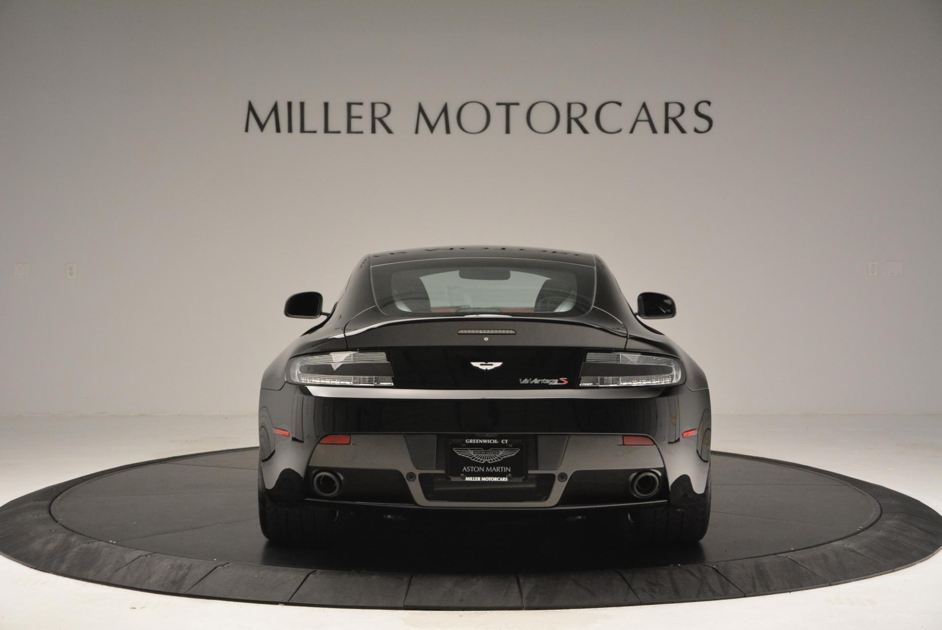New 2015 Aston Martin V12 Vantage S  For Sale In Greenwich, CT. Alfa Romeo of Greenwich, A1154 103_p6