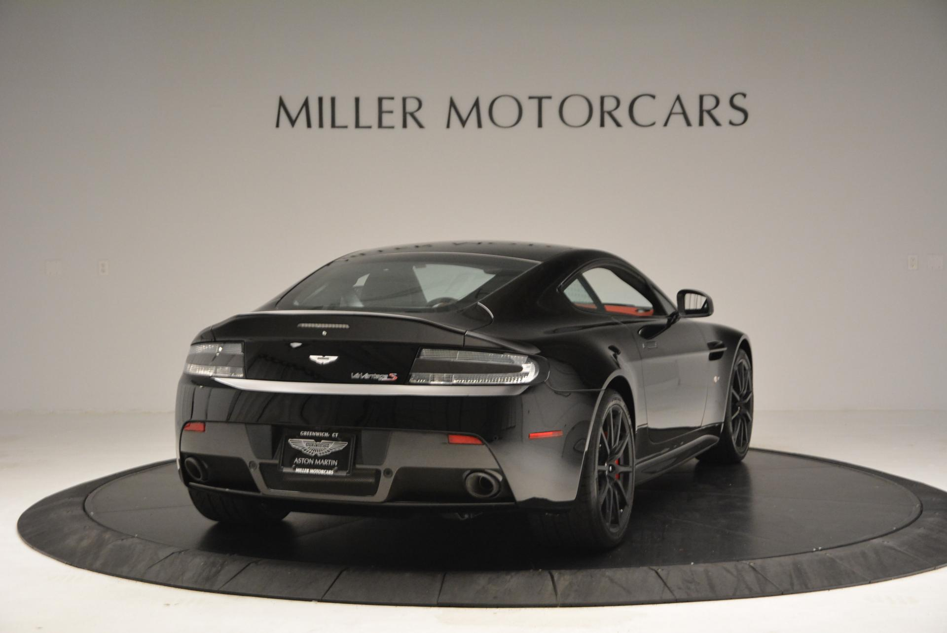 New 2015 Aston Martin V12 Vantage S  For Sale In Greenwich, CT. Alfa Romeo of Greenwich, A1154 103_p7