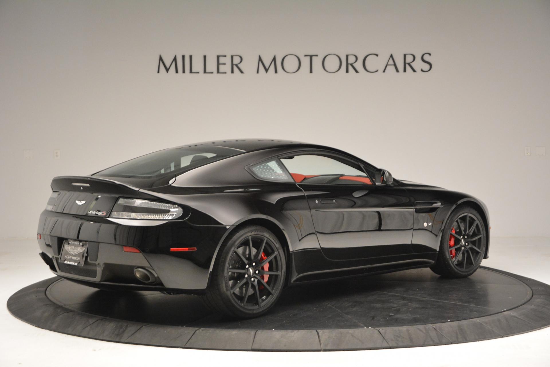 New 2015 Aston Martin V12 Vantage S  For Sale In Greenwich, CT. Alfa Romeo of Greenwich, A1154 103_p8