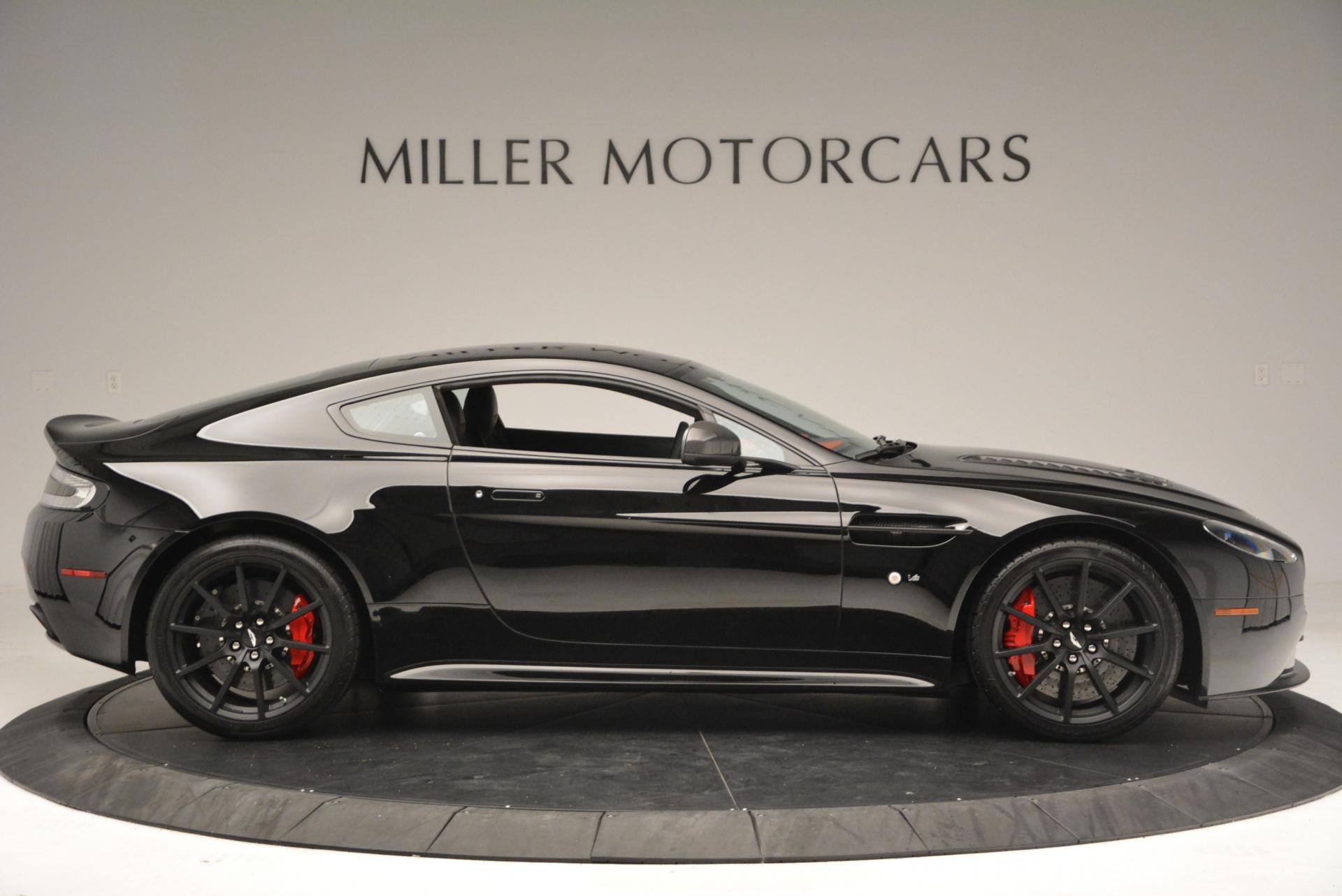 New 2015 Aston Martin V12 Vantage S  For Sale In Greenwich, CT. Alfa Romeo of Greenwich, A1154 103_p9