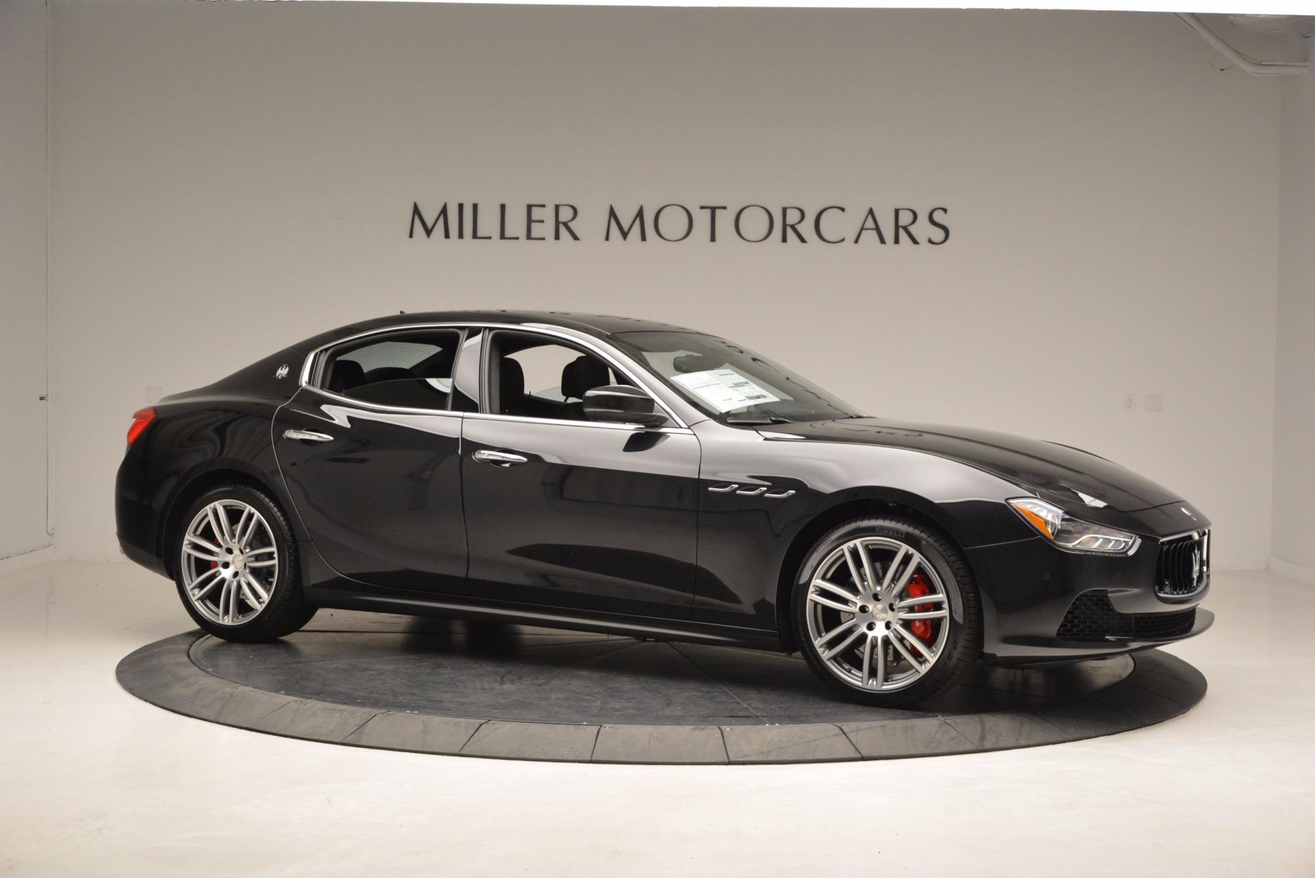 New 2017 Maserati Ghibli SQ4 For Sale In Greenwich, CT. Alfa Romeo of Greenwich, M1816 1033_p10