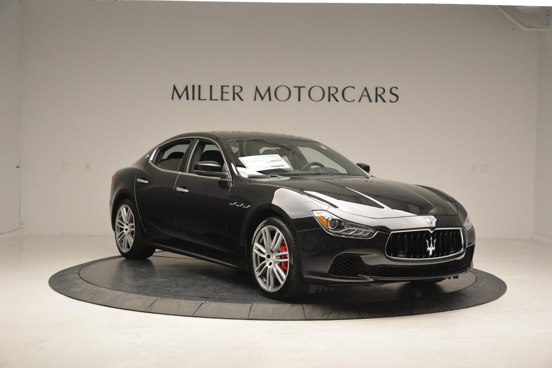 New 2017 Maserati Ghibli SQ4 For Sale In Greenwich, CT. Alfa Romeo of Greenwich, M1816 1033_p11