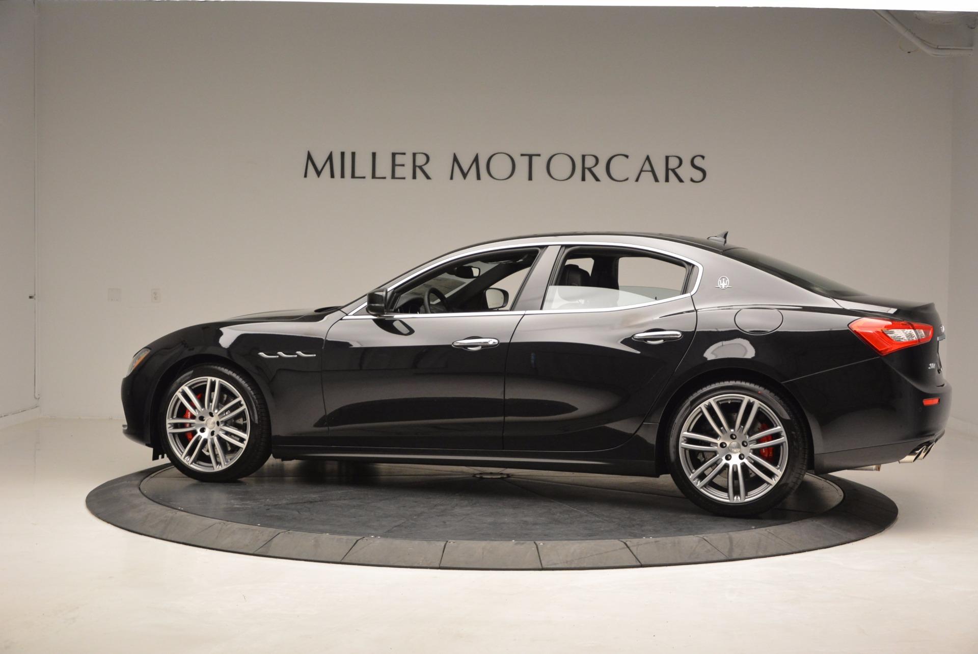 New 2017 Maserati Ghibli SQ4 For Sale In Greenwich, CT. Alfa Romeo of Greenwich, M1816 1033_p4