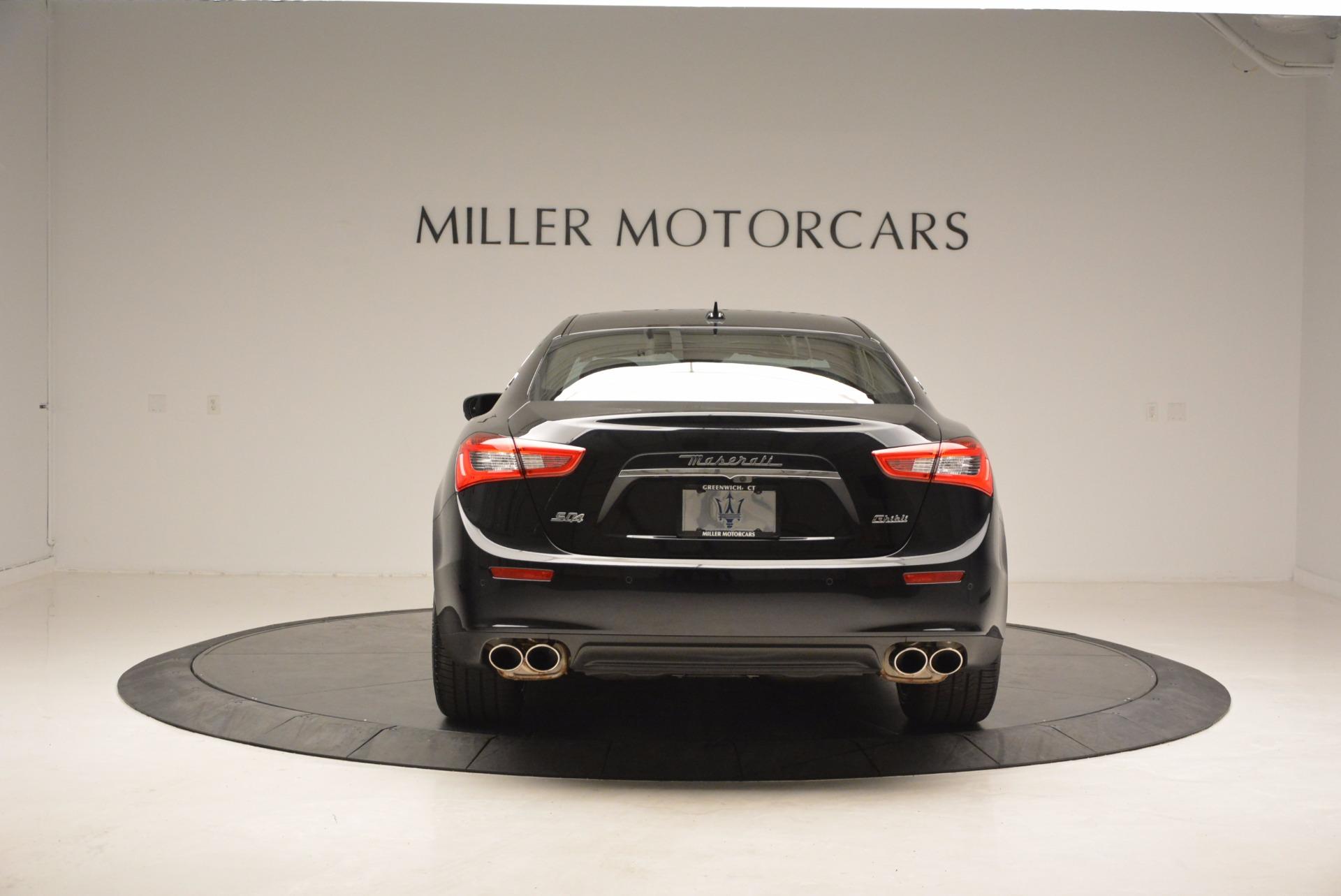 New 2017 Maserati Ghibli SQ4 For Sale In Greenwich, CT. Alfa Romeo of Greenwich, M1816 1033_p6