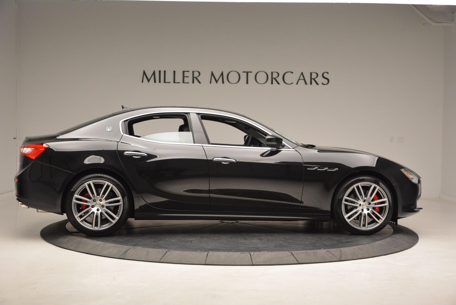 New 2017 Maserati Ghibli SQ4 For Sale In Greenwich, CT. Alfa Romeo of Greenwich, M1816 1033_p9