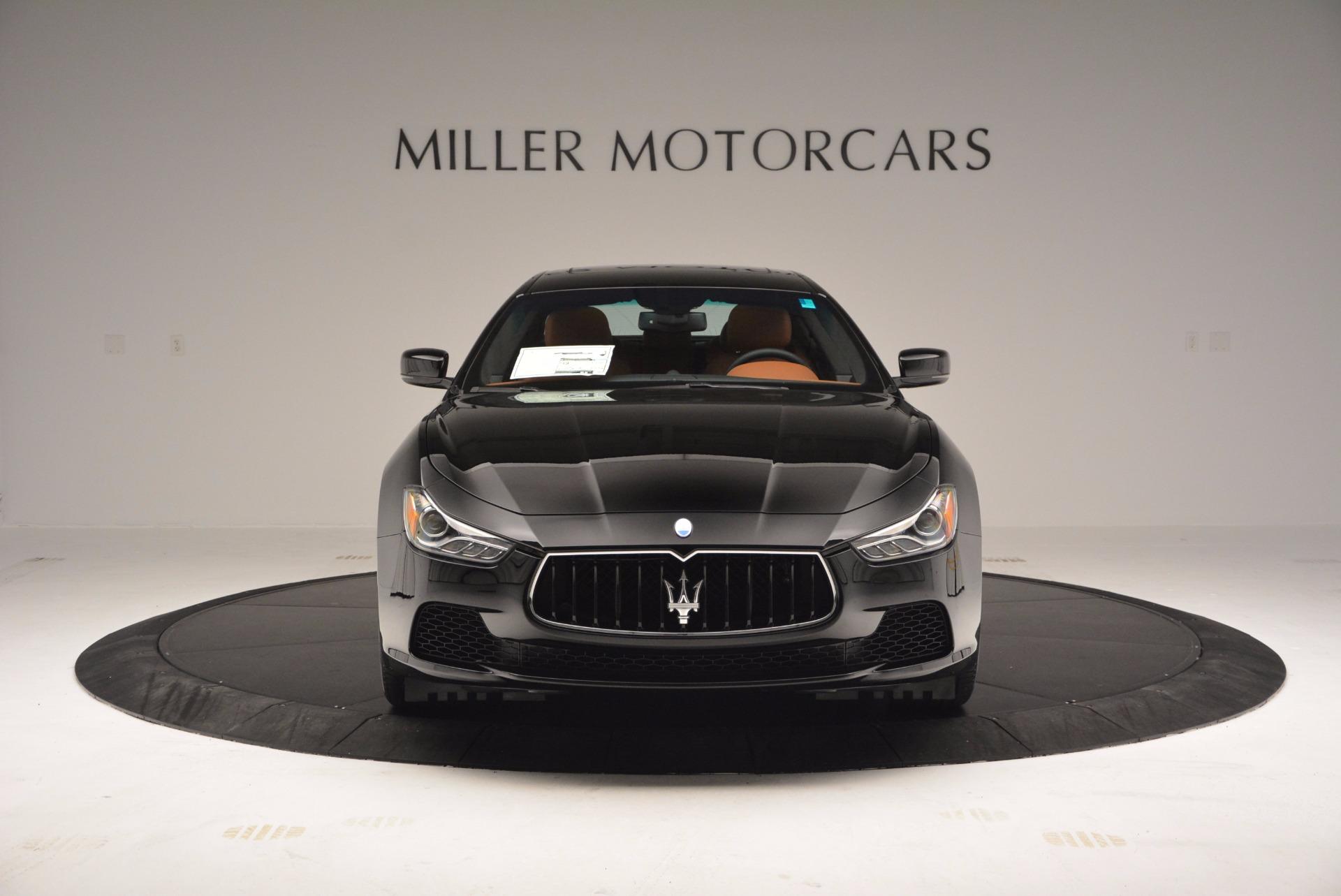 New 2017 Maserati Ghibli SQ4 For Sale In Greenwich, CT. Alfa Romeo of Greenwich, W426 1036_p12