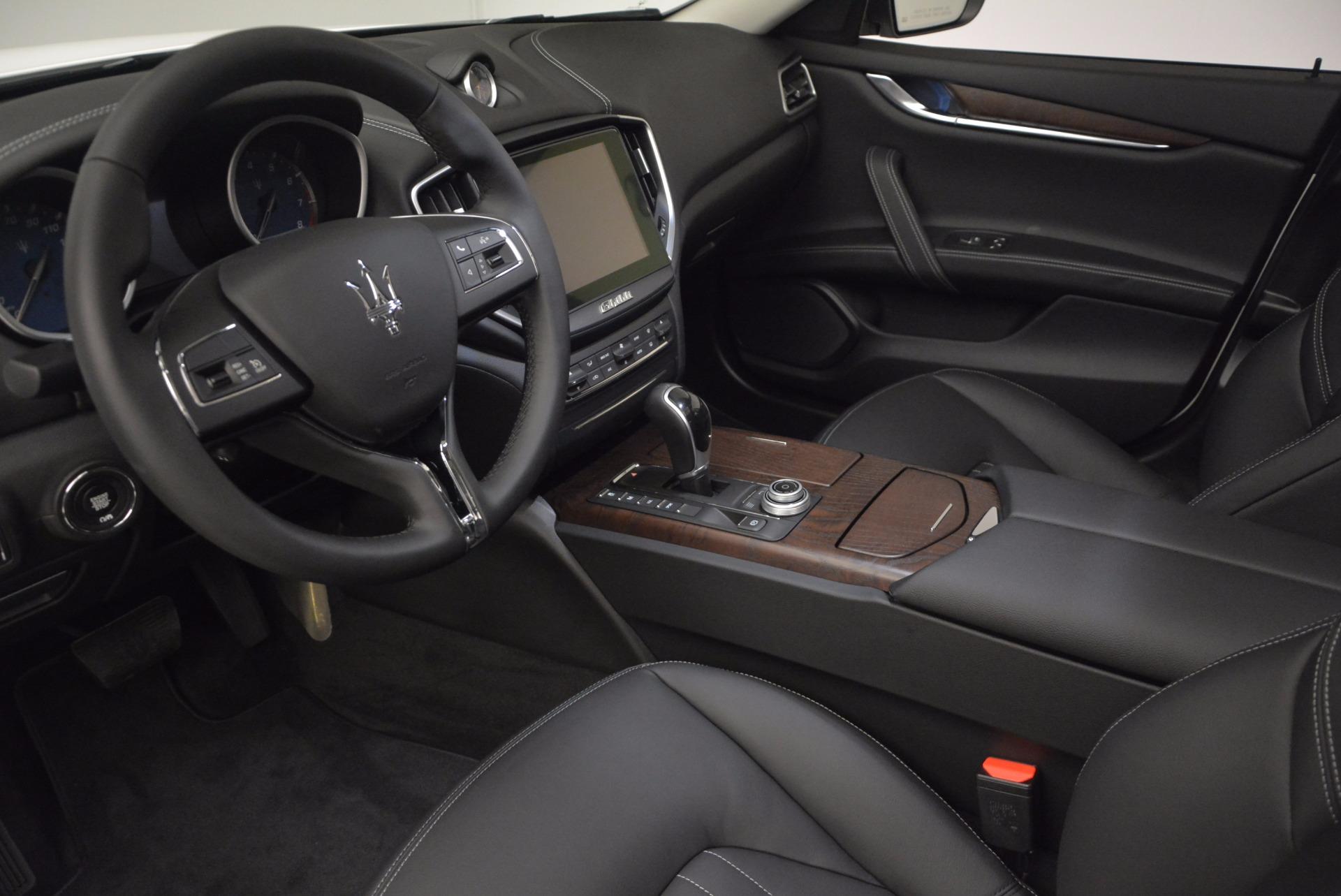 New 2017 Maserati Ghibli SQ4 For Sale In Greenwich, CT. Alfa Romeo of Greenwich, W426 1036_p13